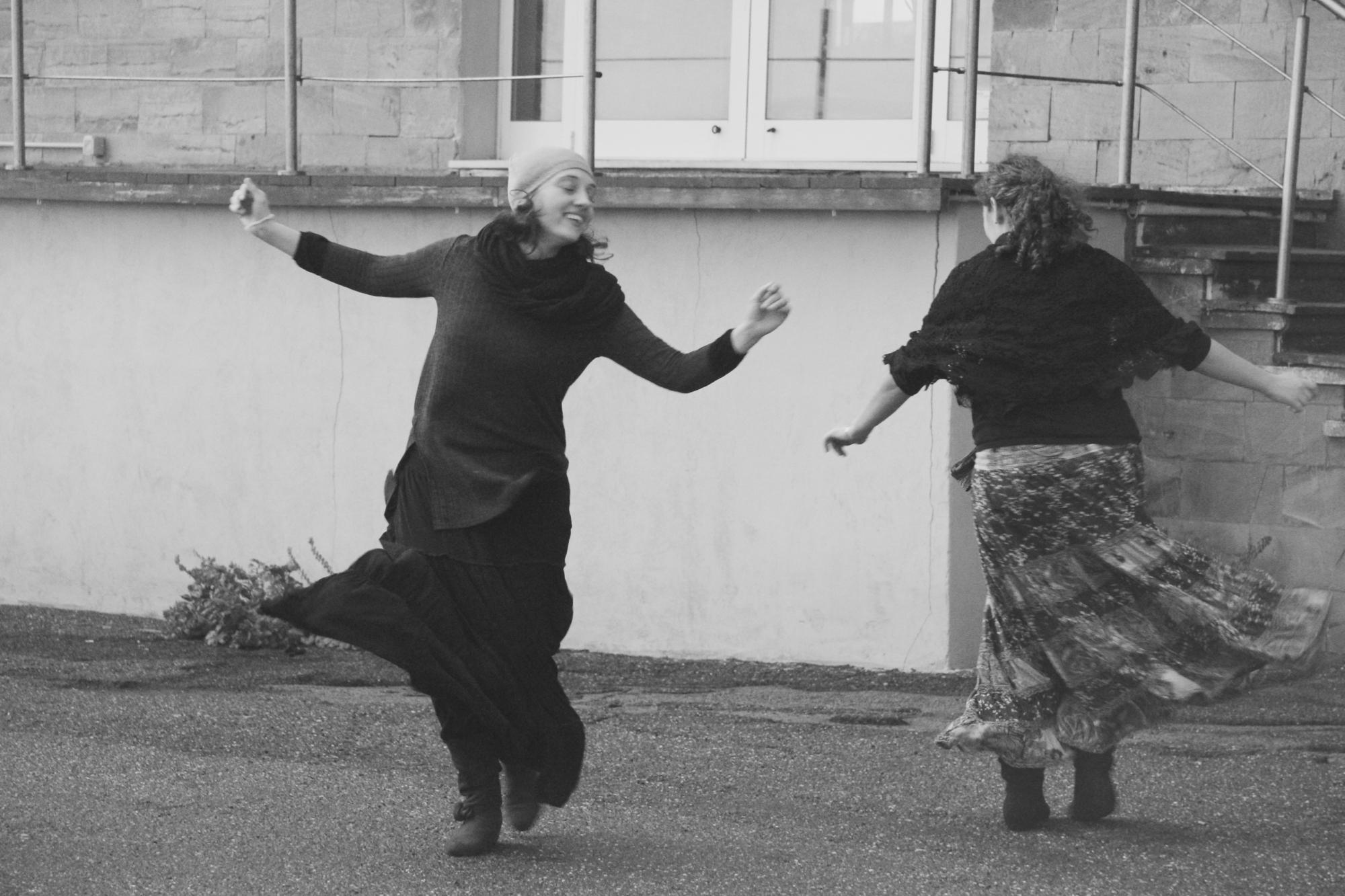 Ballo in libertà...