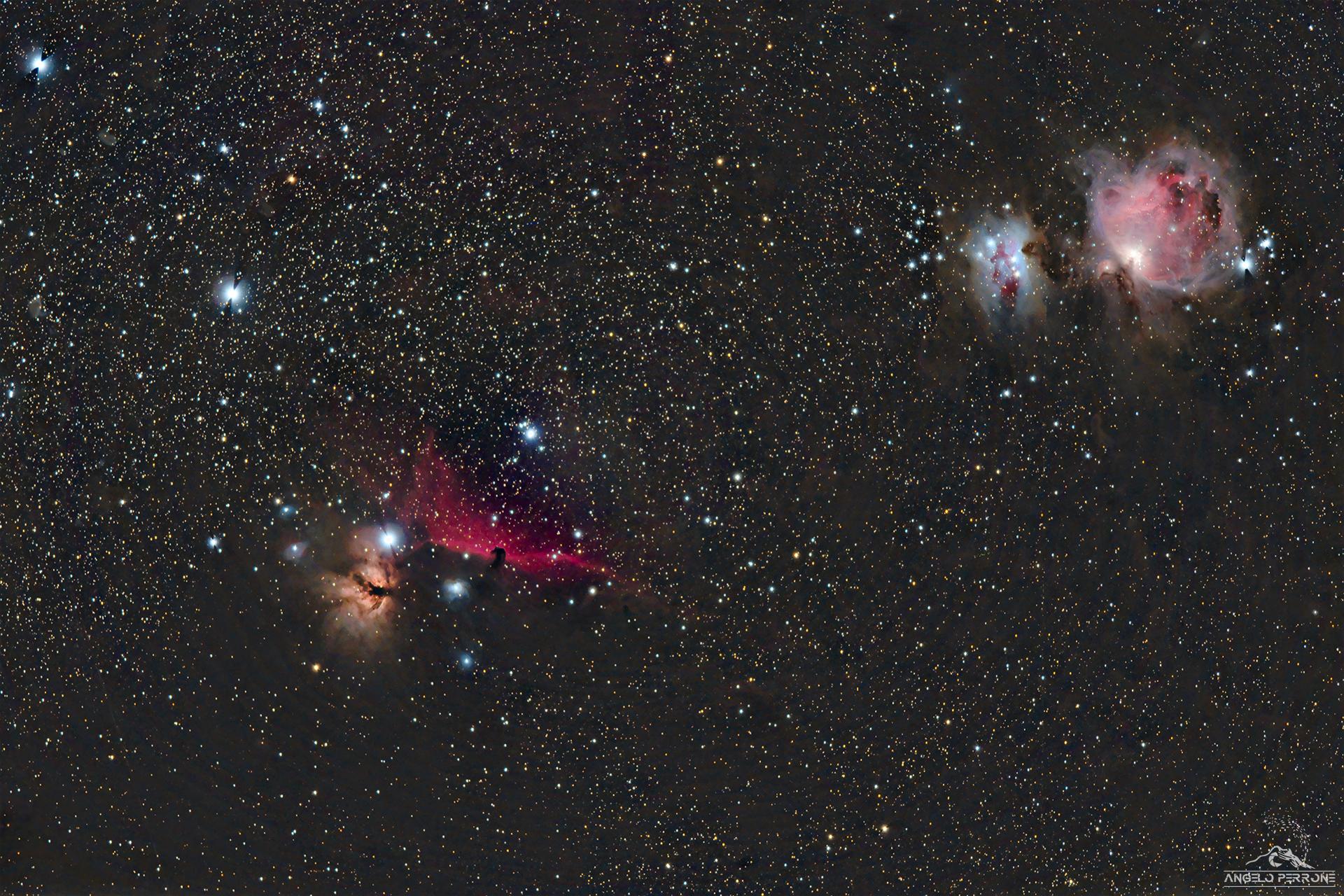 La cintura di Orione (Parte I)...