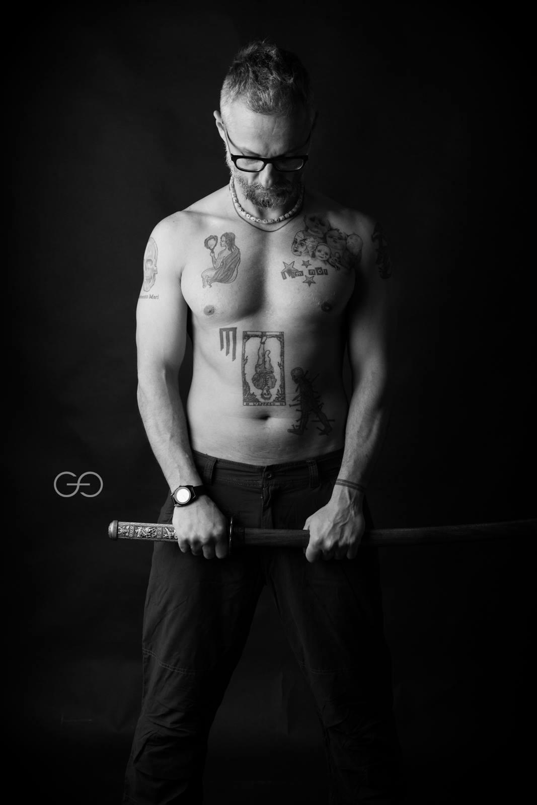 swordman...