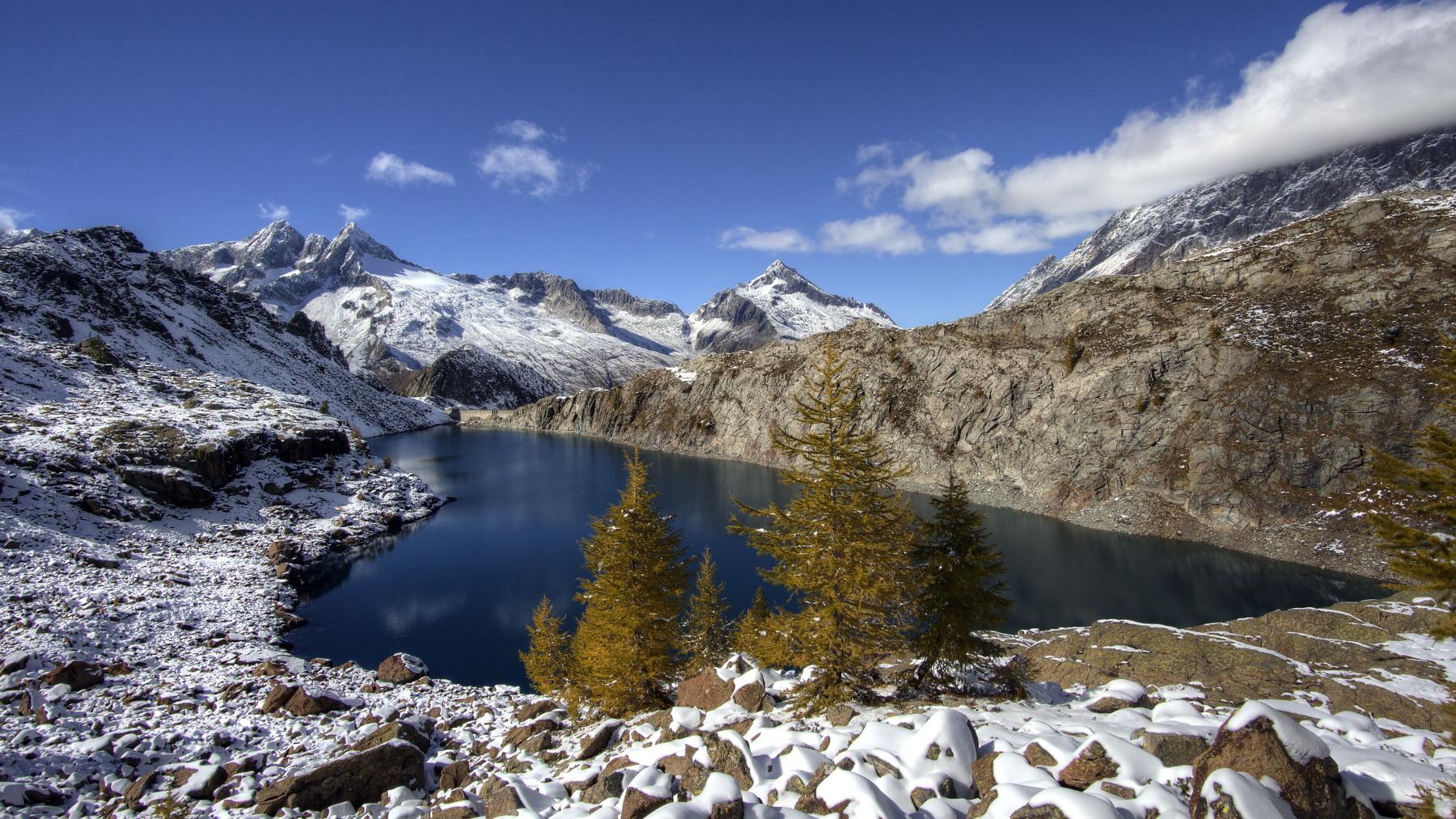 Lake Pirola...