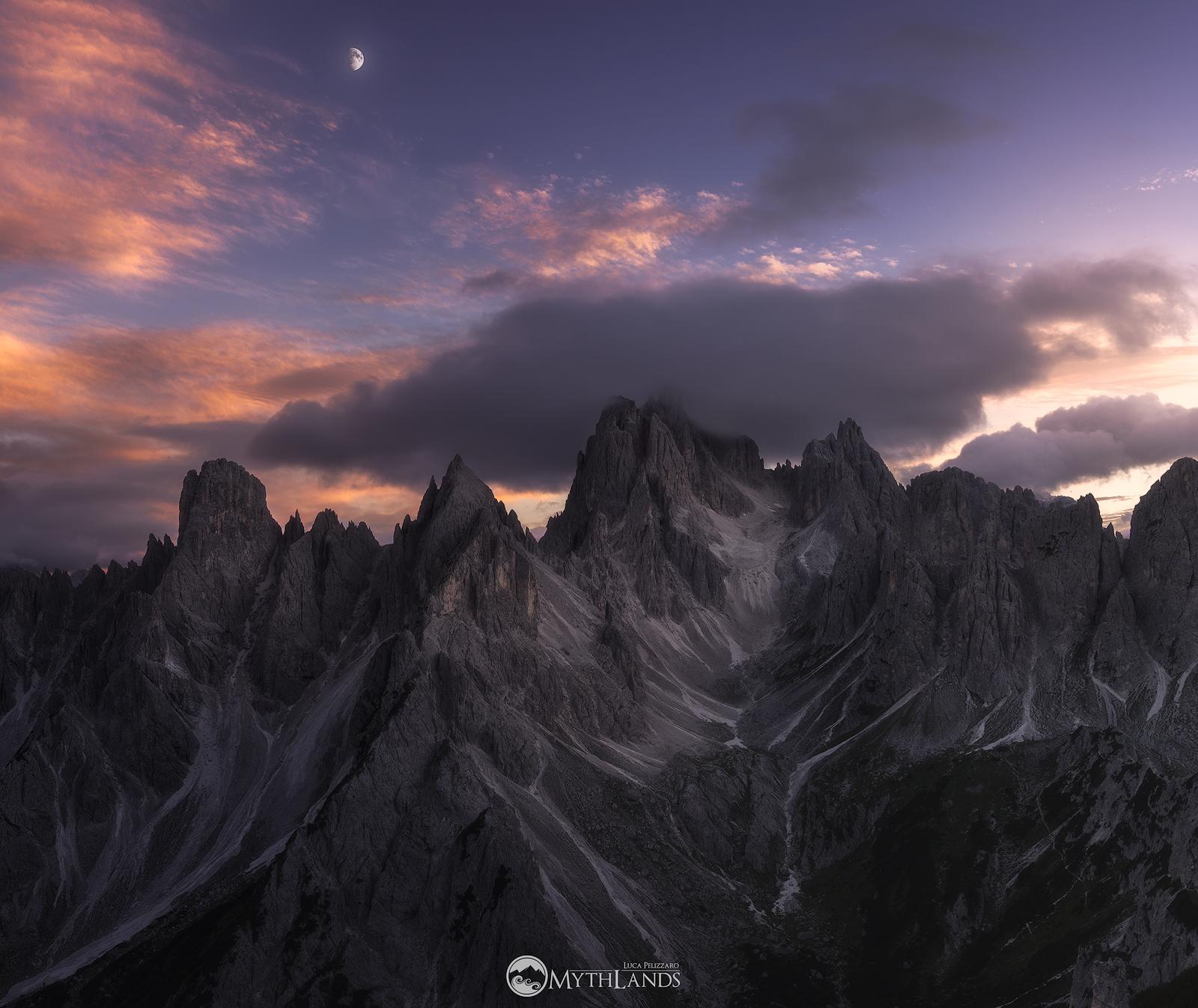 Sharp Peaks...