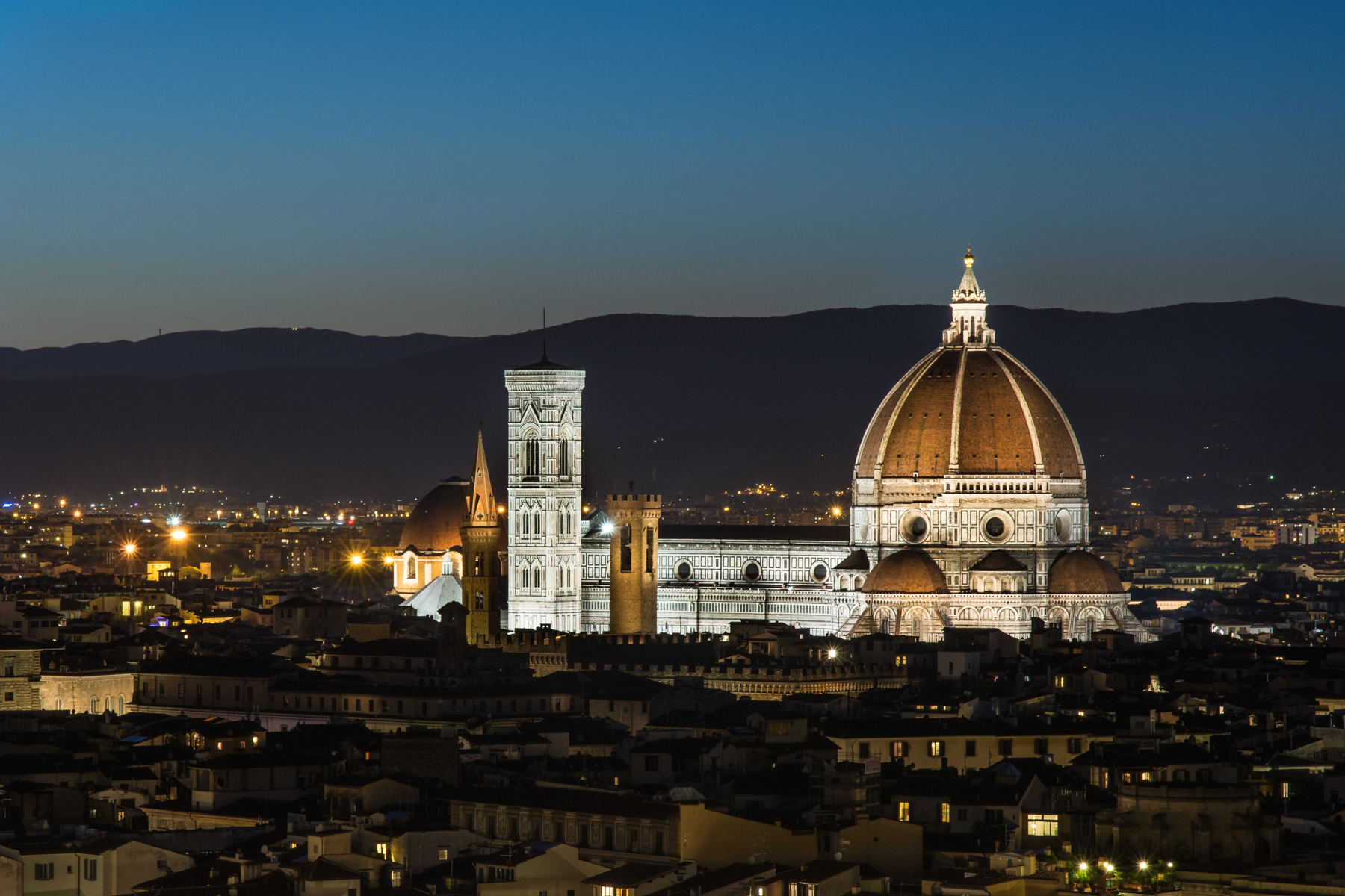 Detail of Florence...