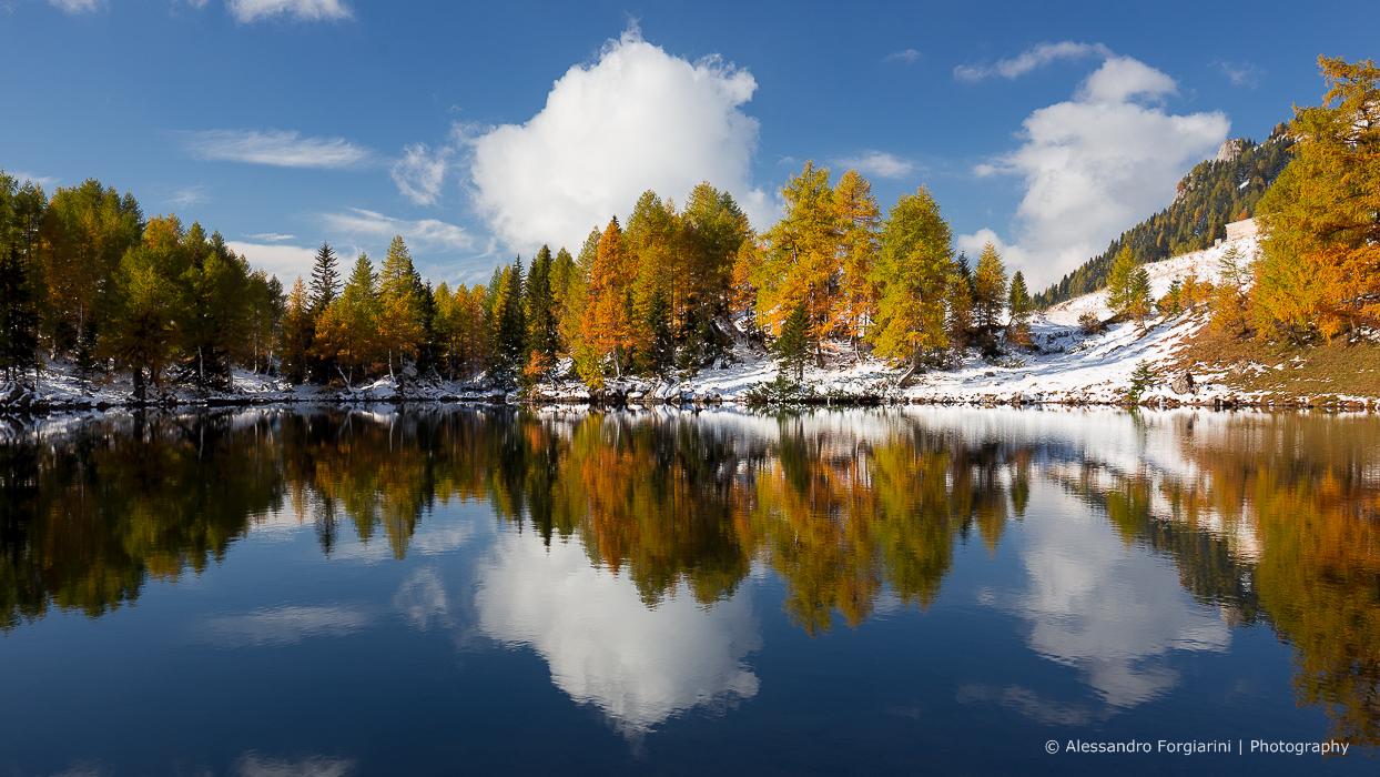 Lago di Bordaglia...