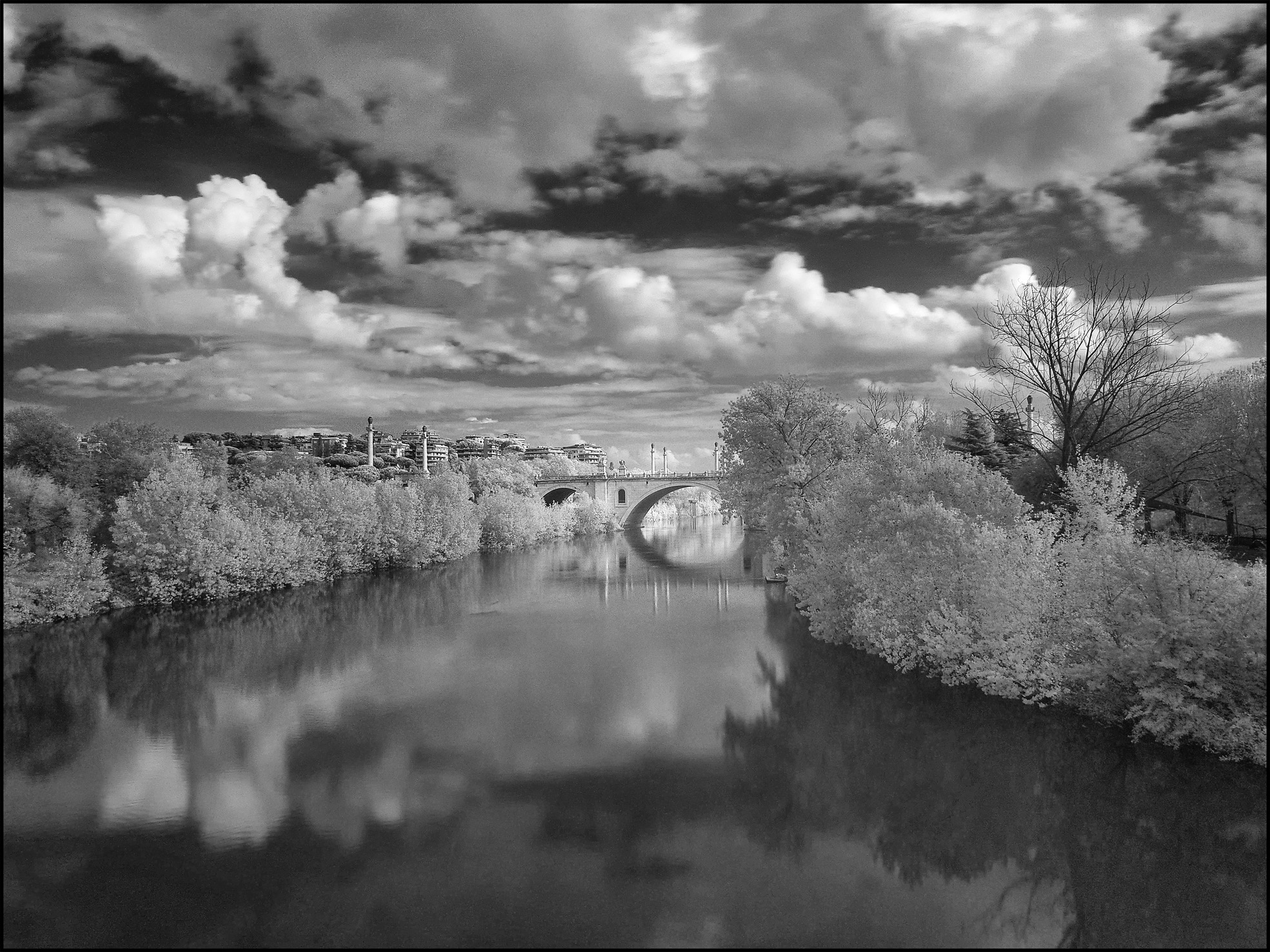 Ponte Milvio (Infrared)...