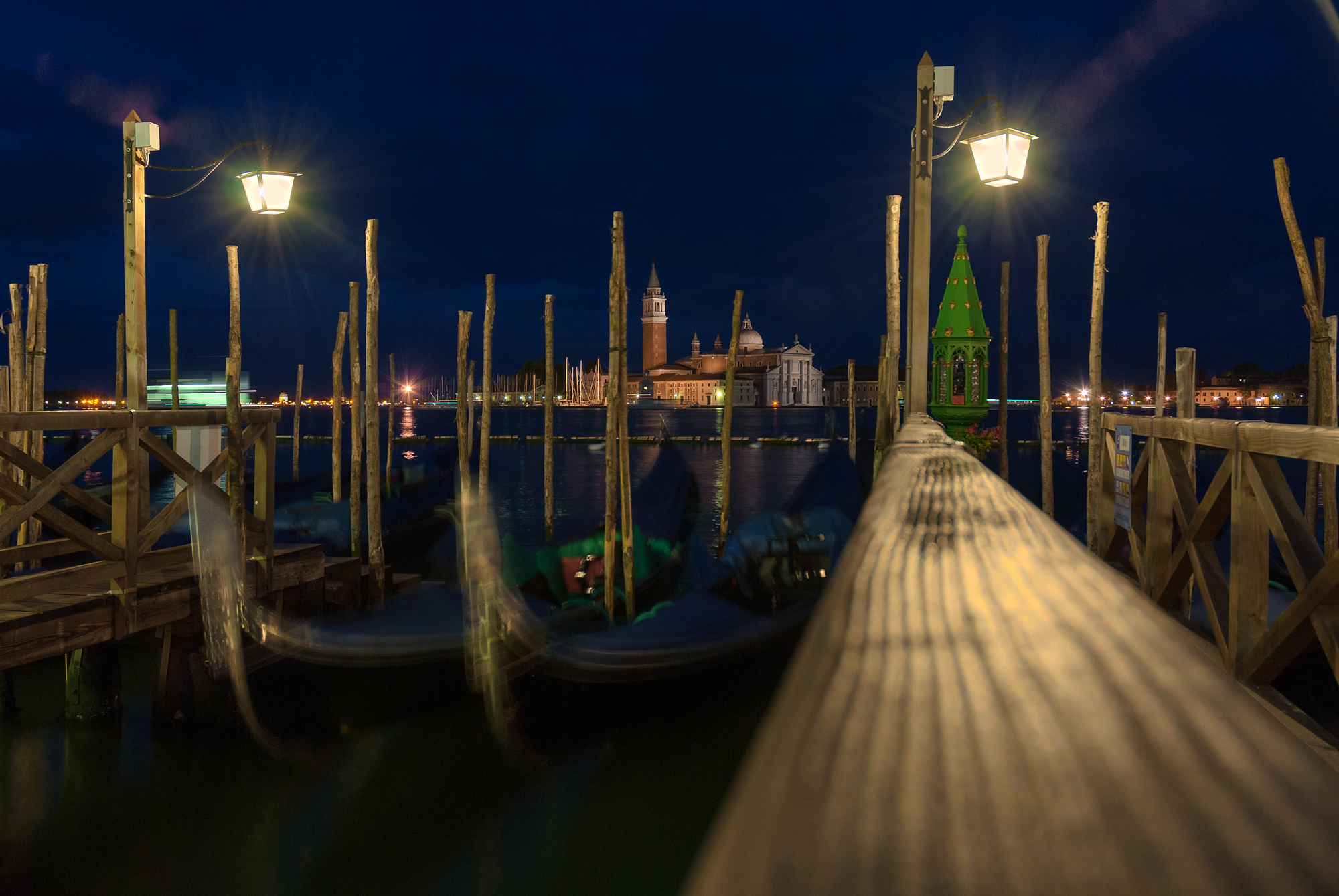 Night in Venice...