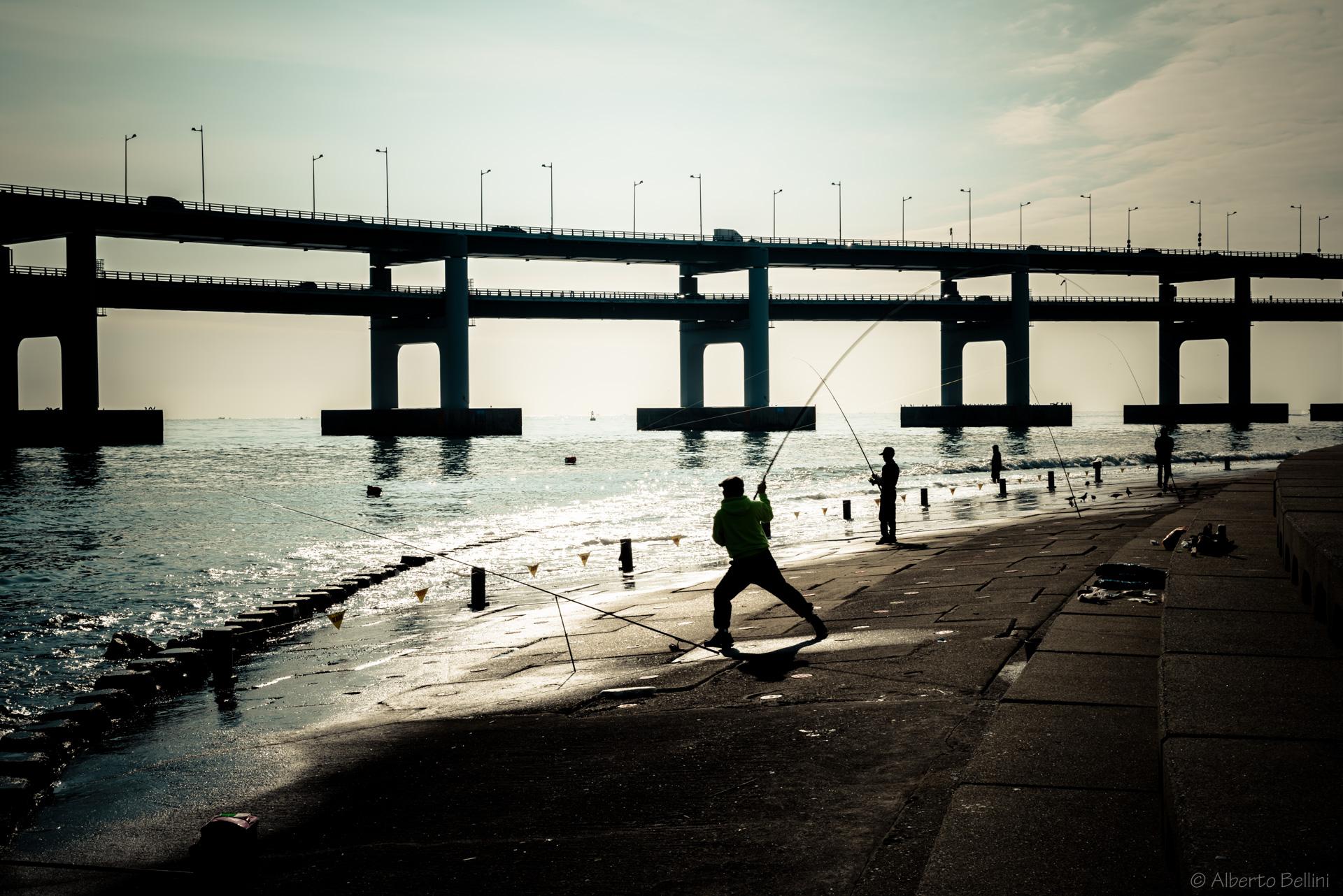 Dynamic ... Dynamic Busan Fishermen...
