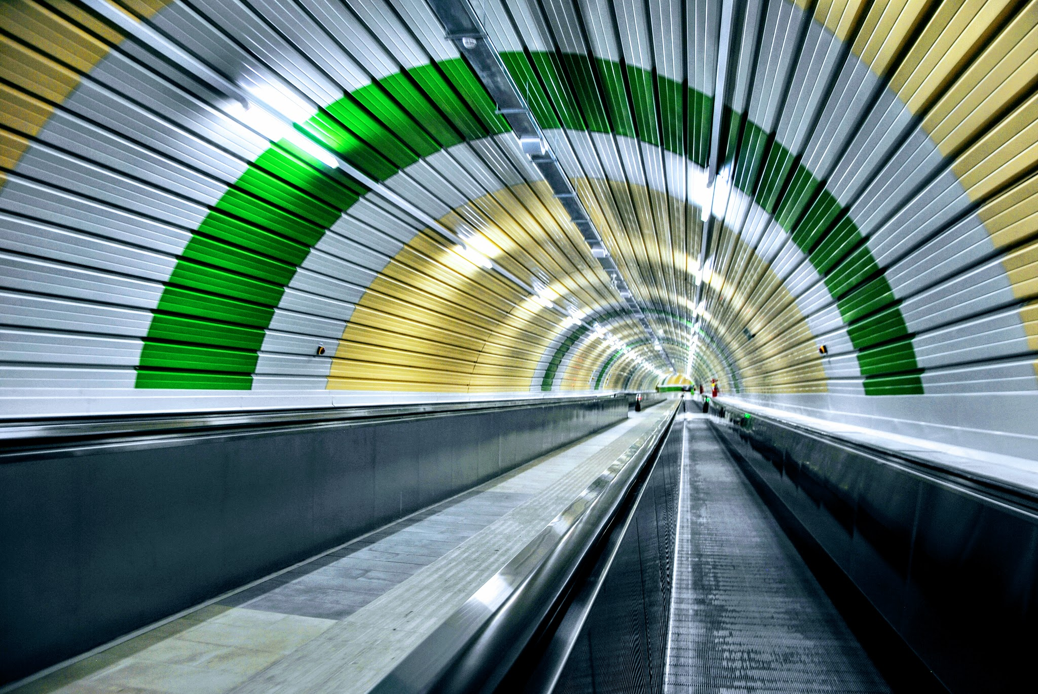 Tunnel......