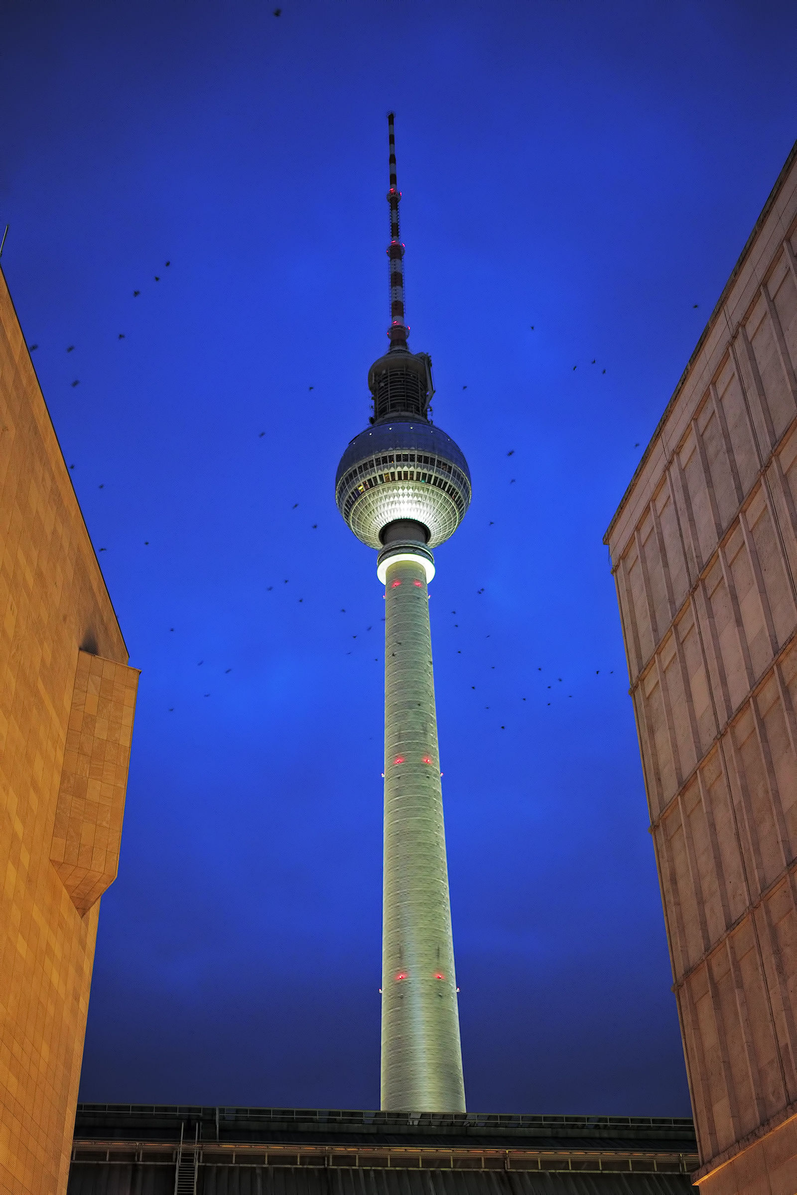 Alexanderplatz...