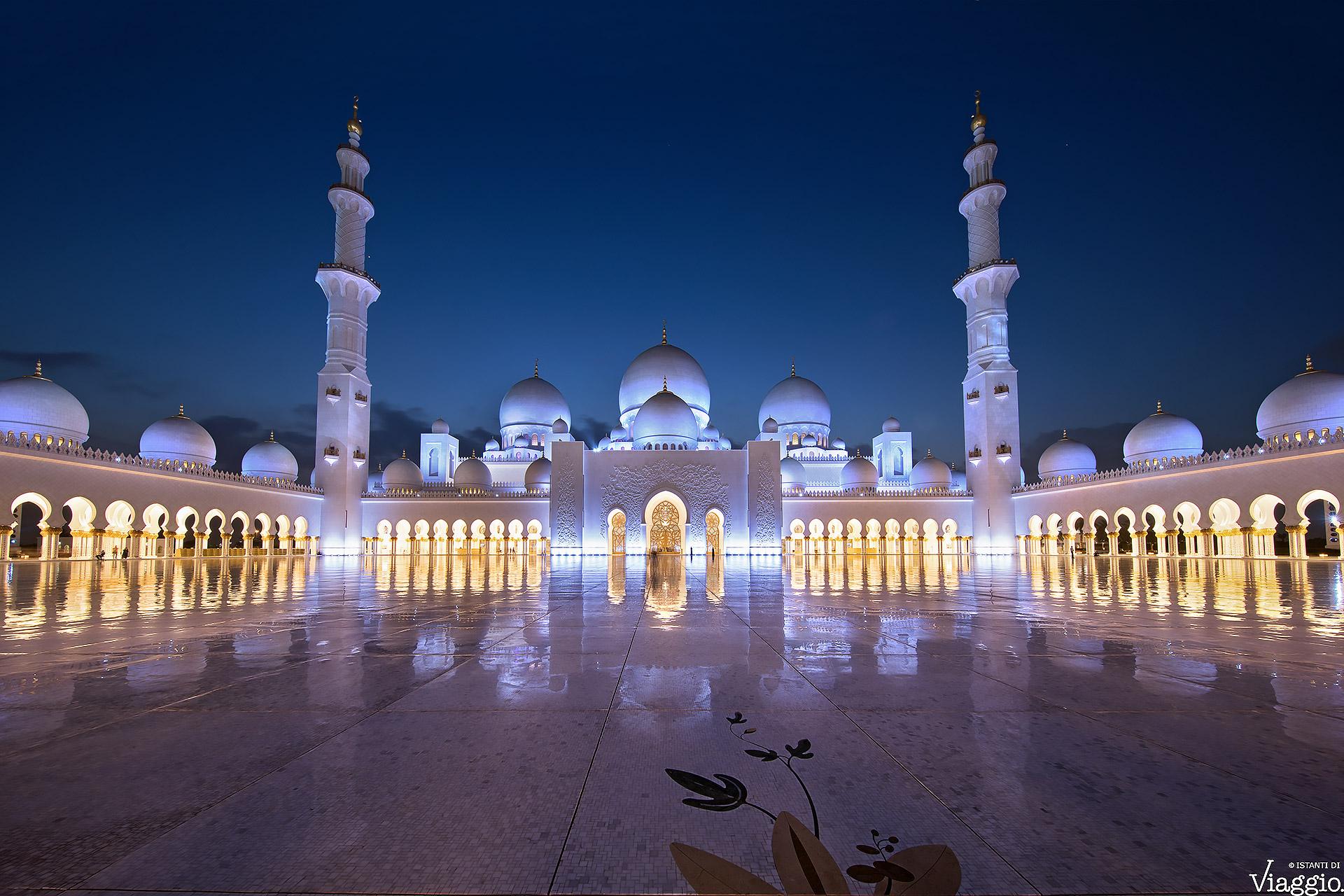 Moschea Sceicco Zayed...