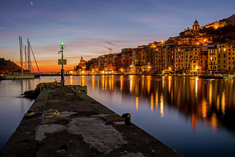 Pier Portovenere...
