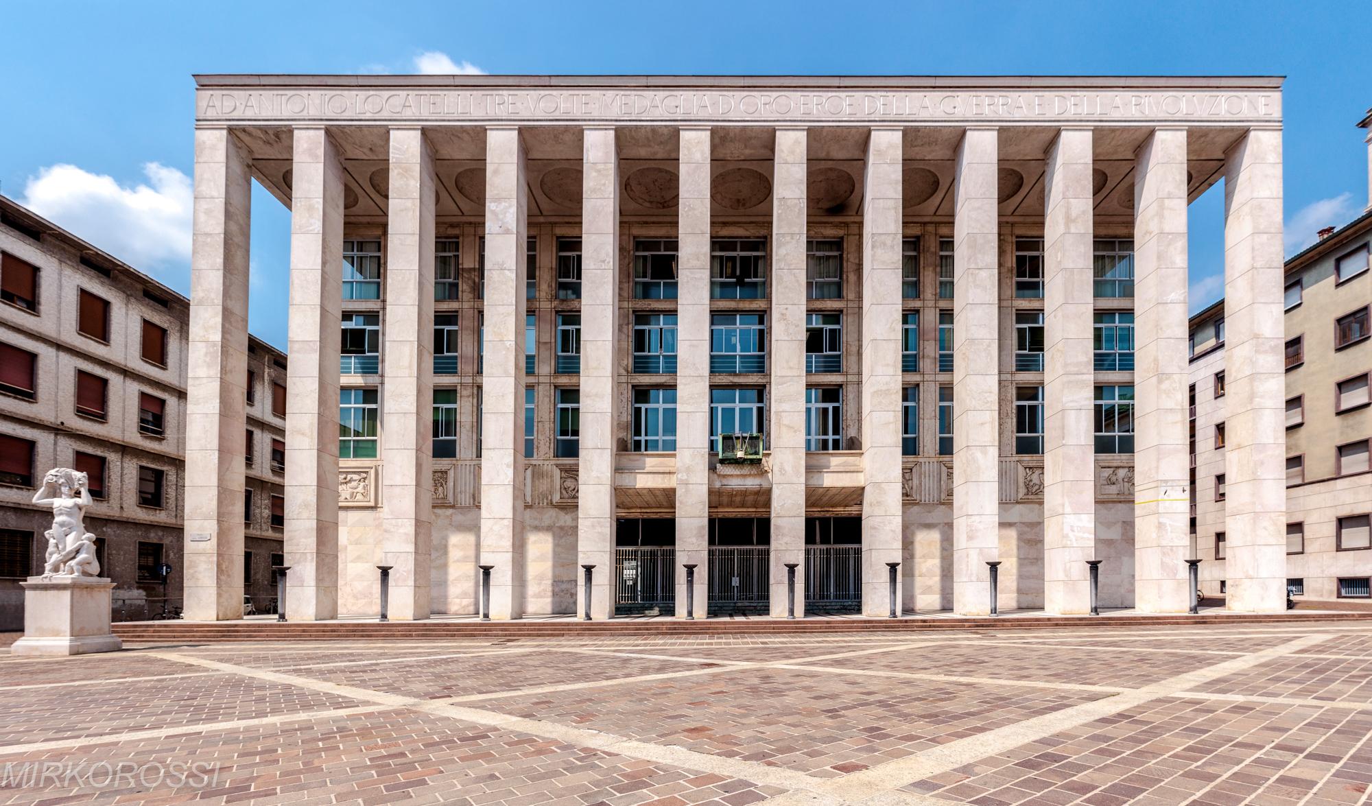 Palazzo della libertà...