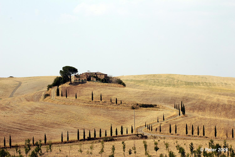 Tuscan landscapes...
