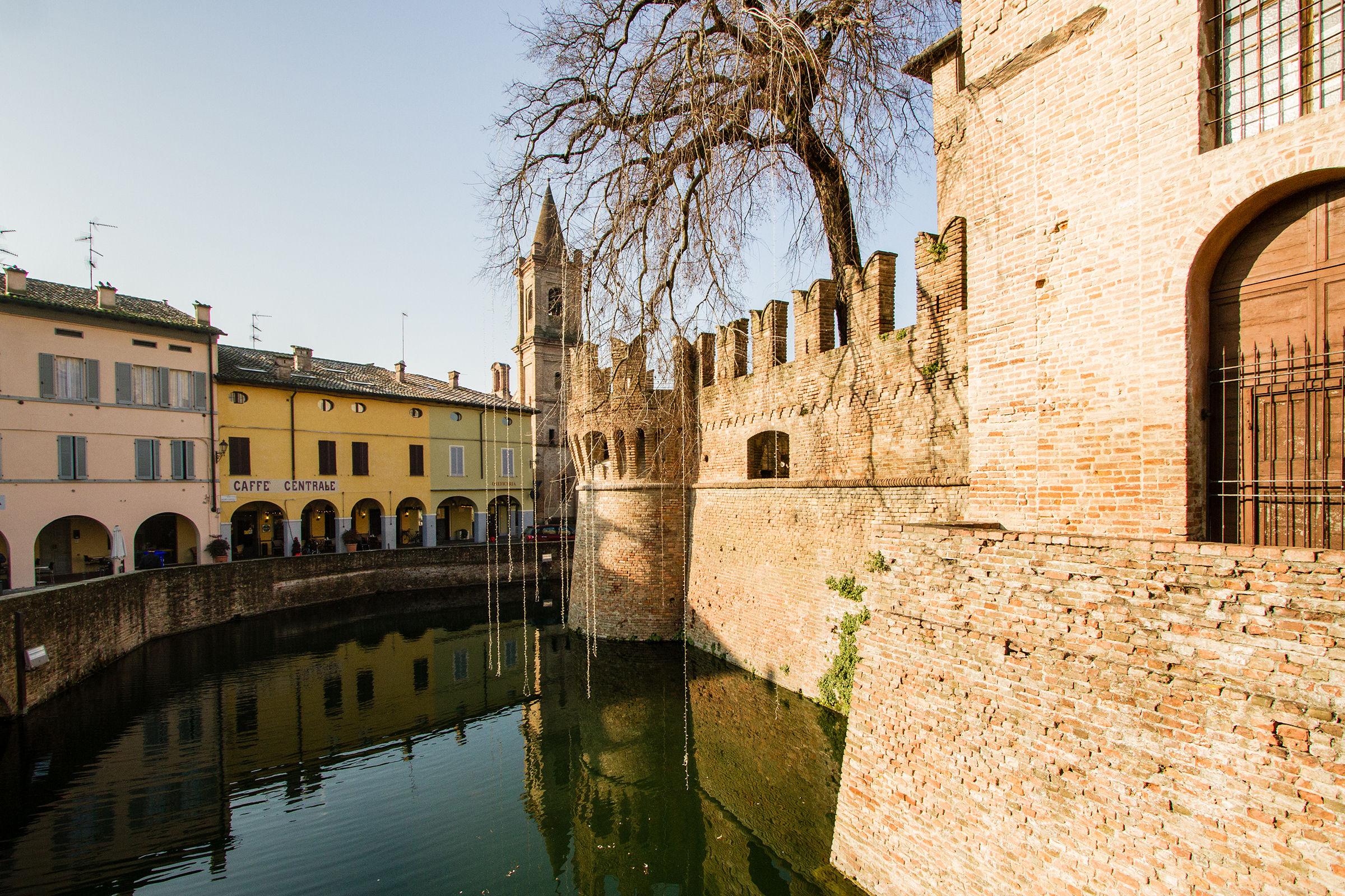 Fontanellato Castle...
