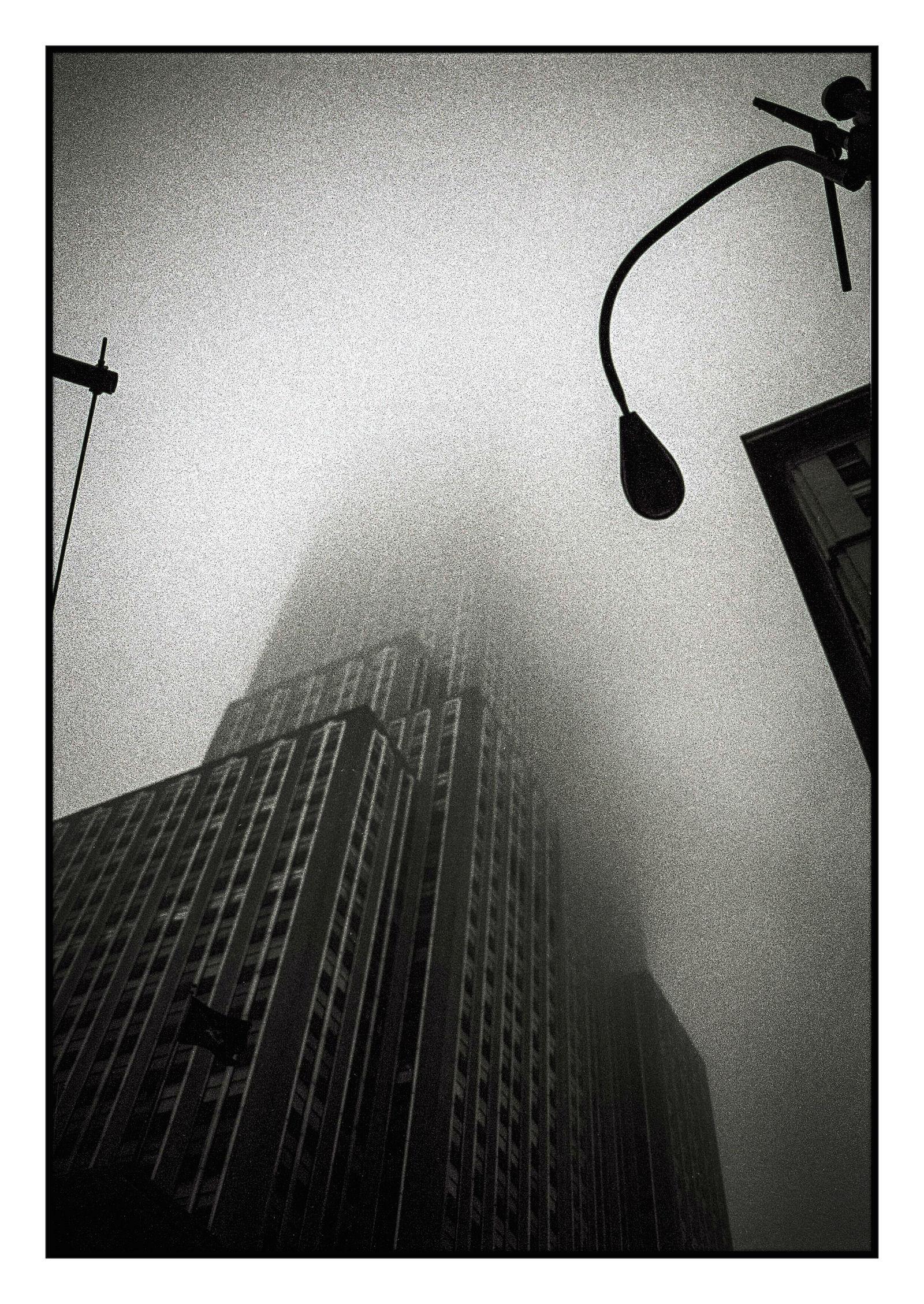 foggy metropilis...