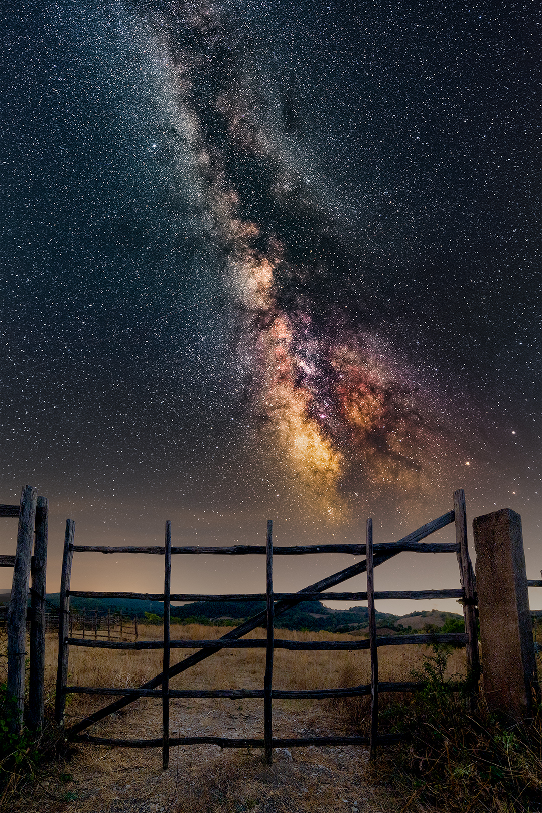 gate on the infinite...