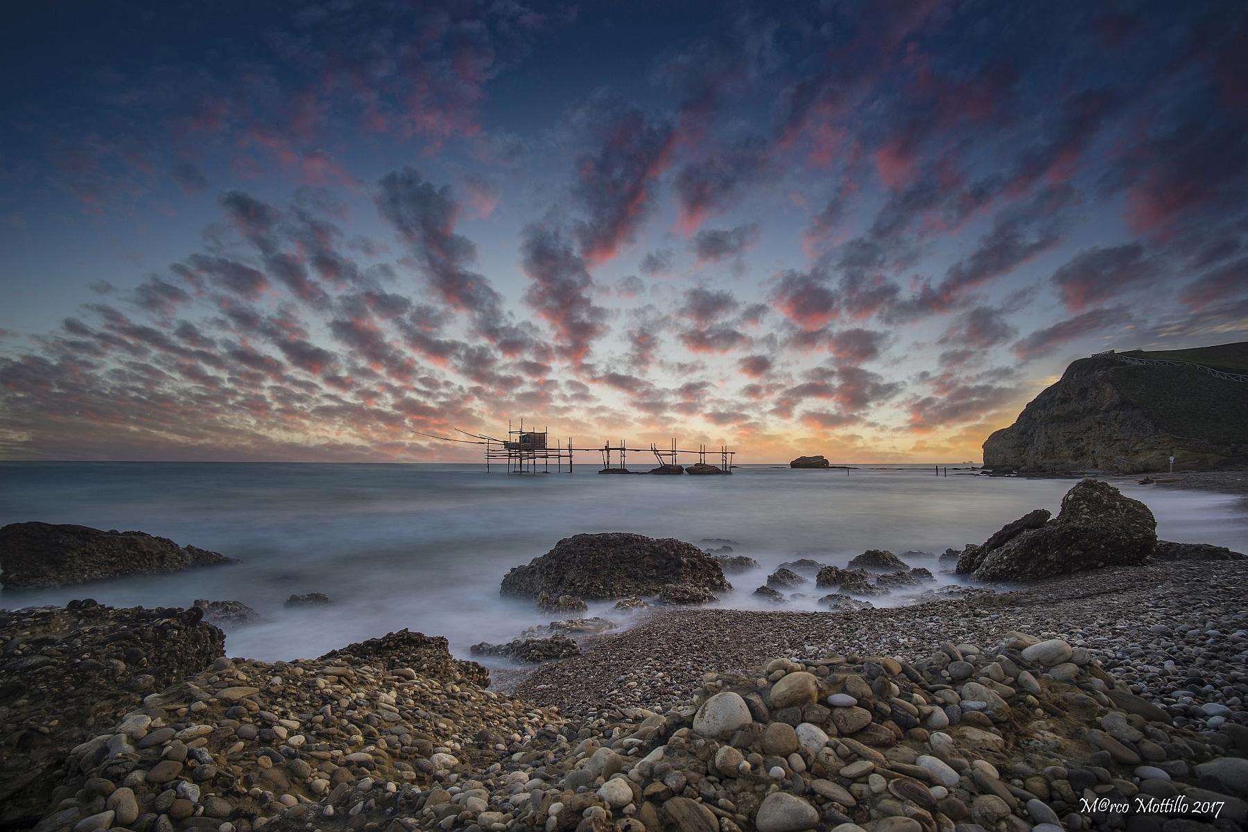 Punta Aderci, the quiet...