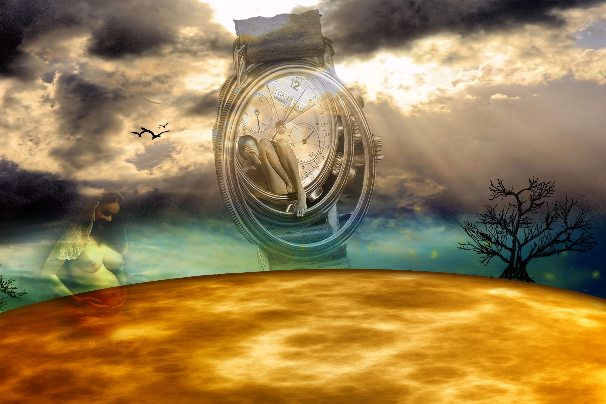 the time and the life .......