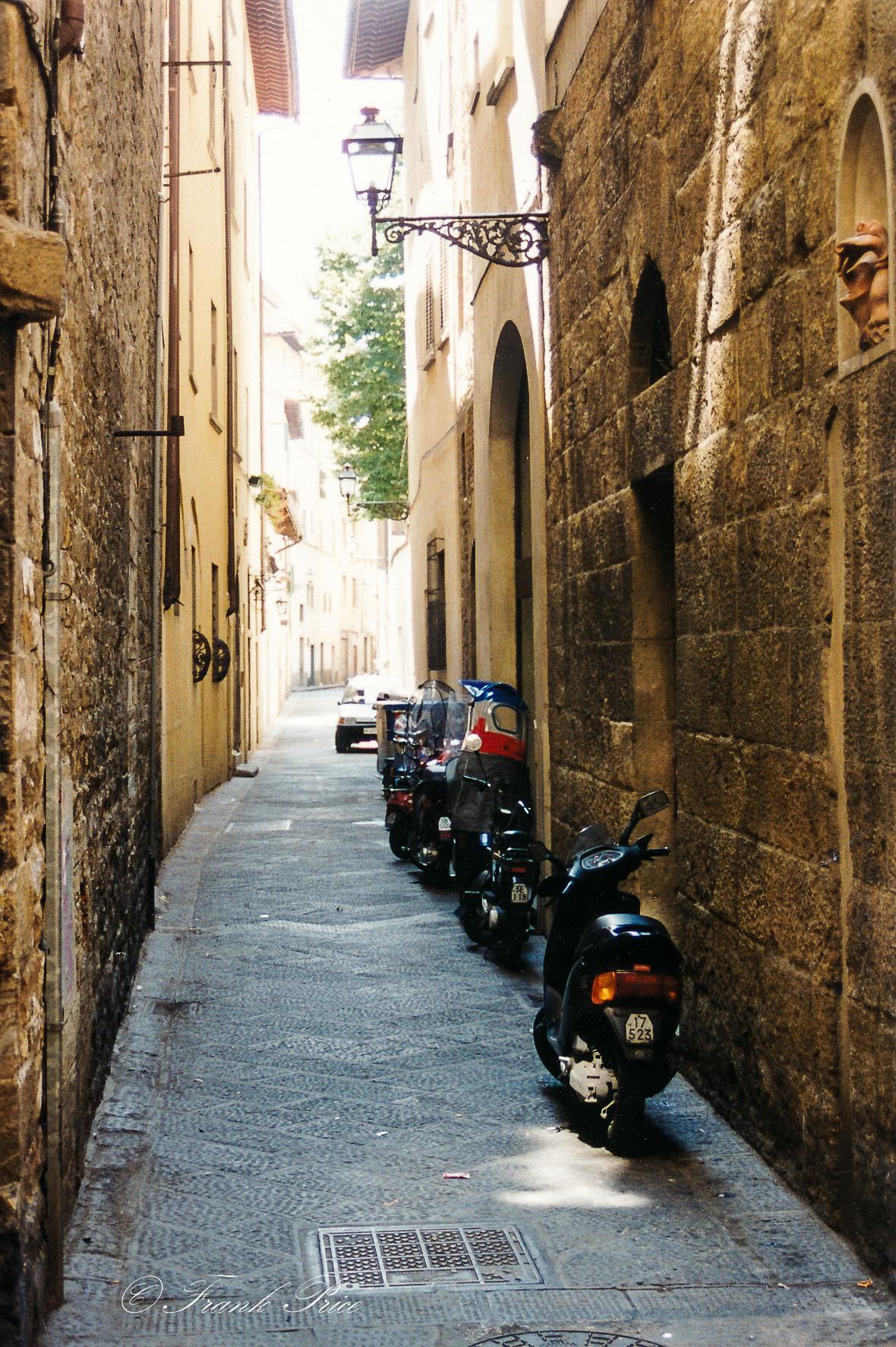 Una via italiana...