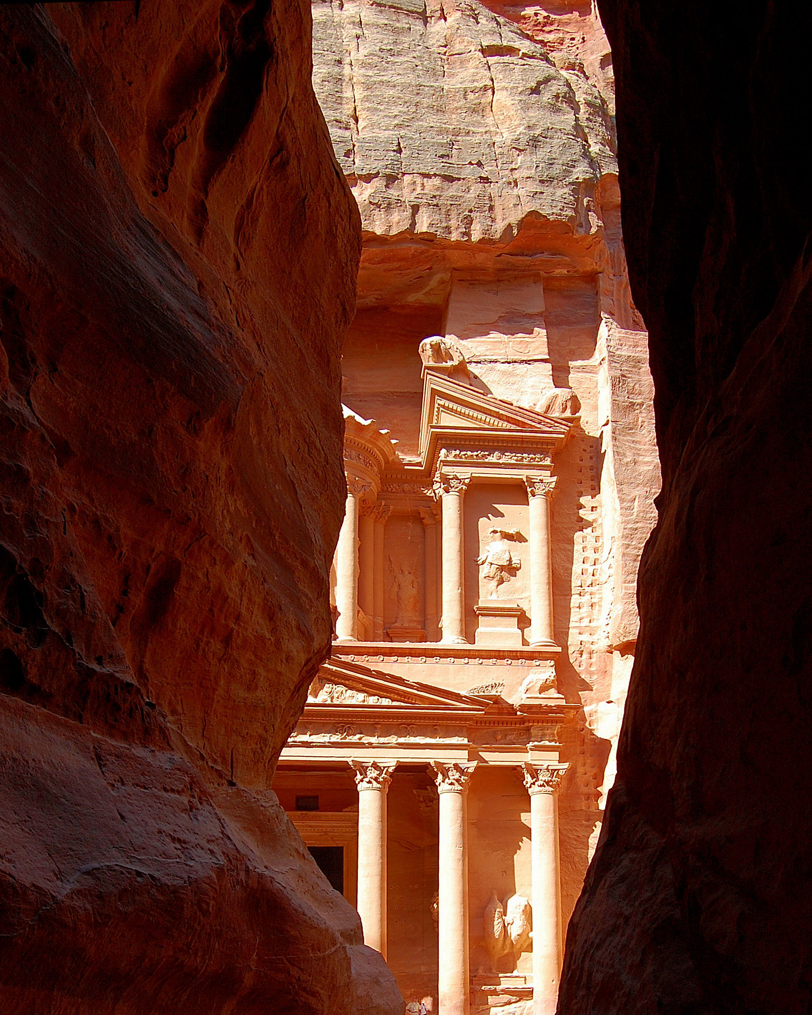 Petra: the Secret Revealed...