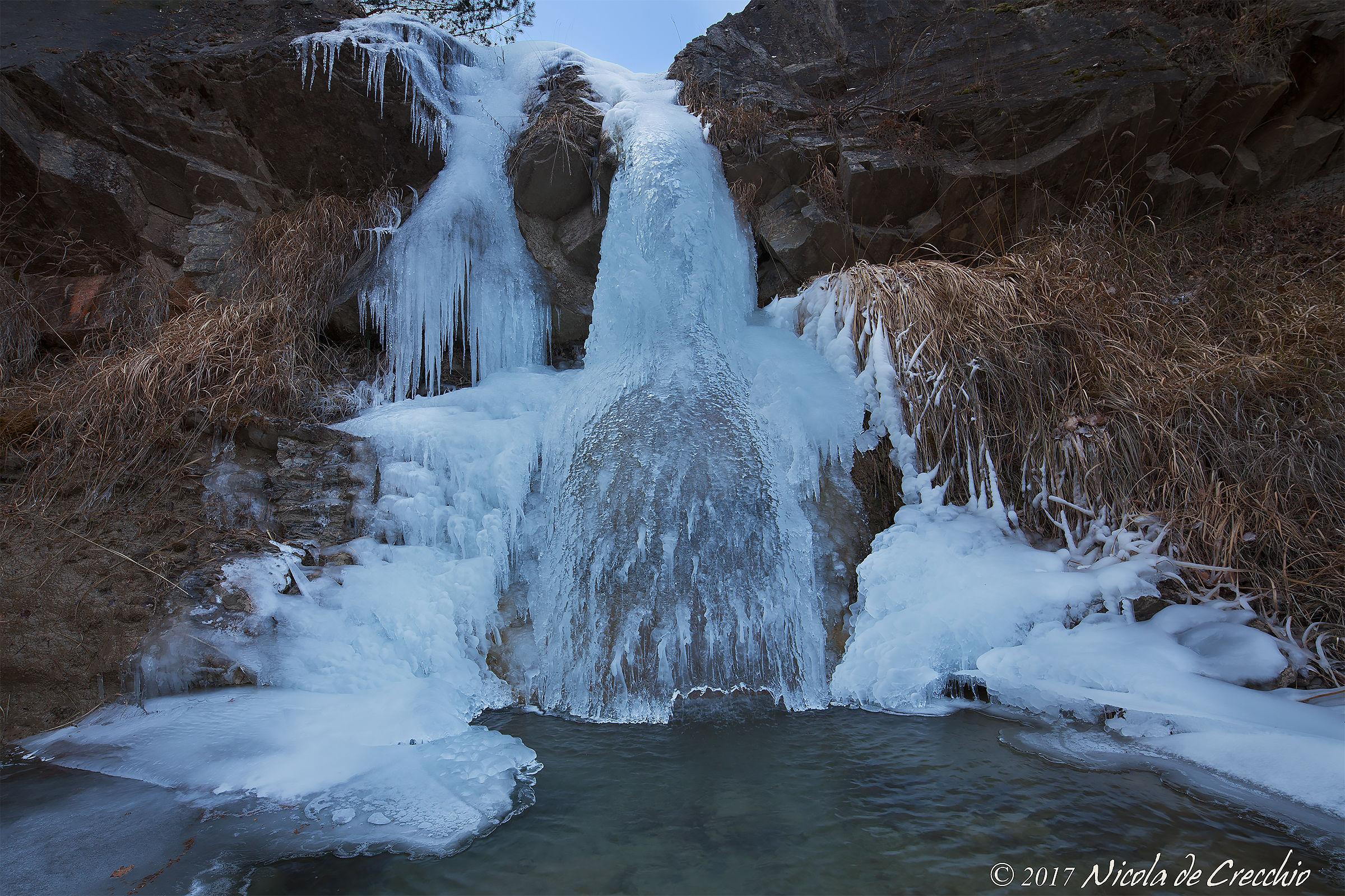 High Carlone waterfall...