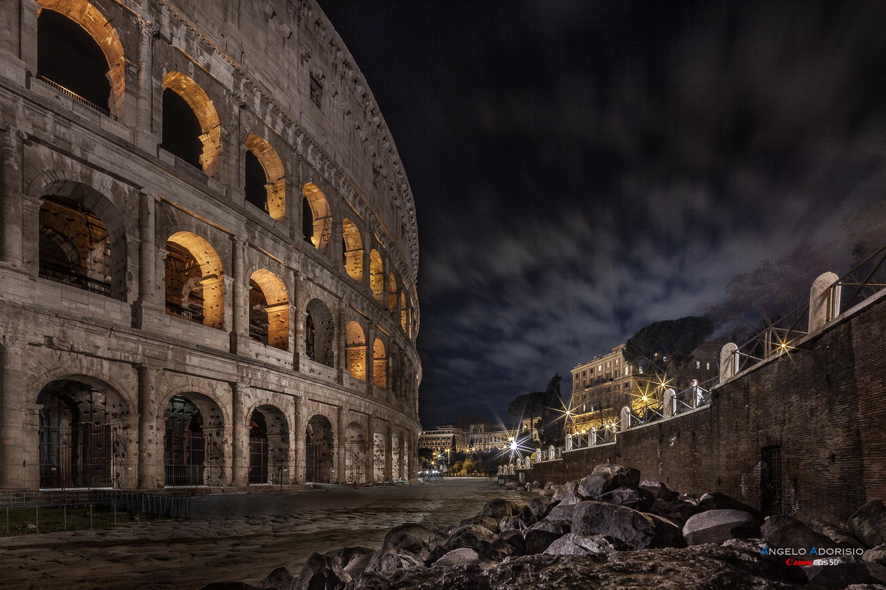 Rome - THE coliseum...