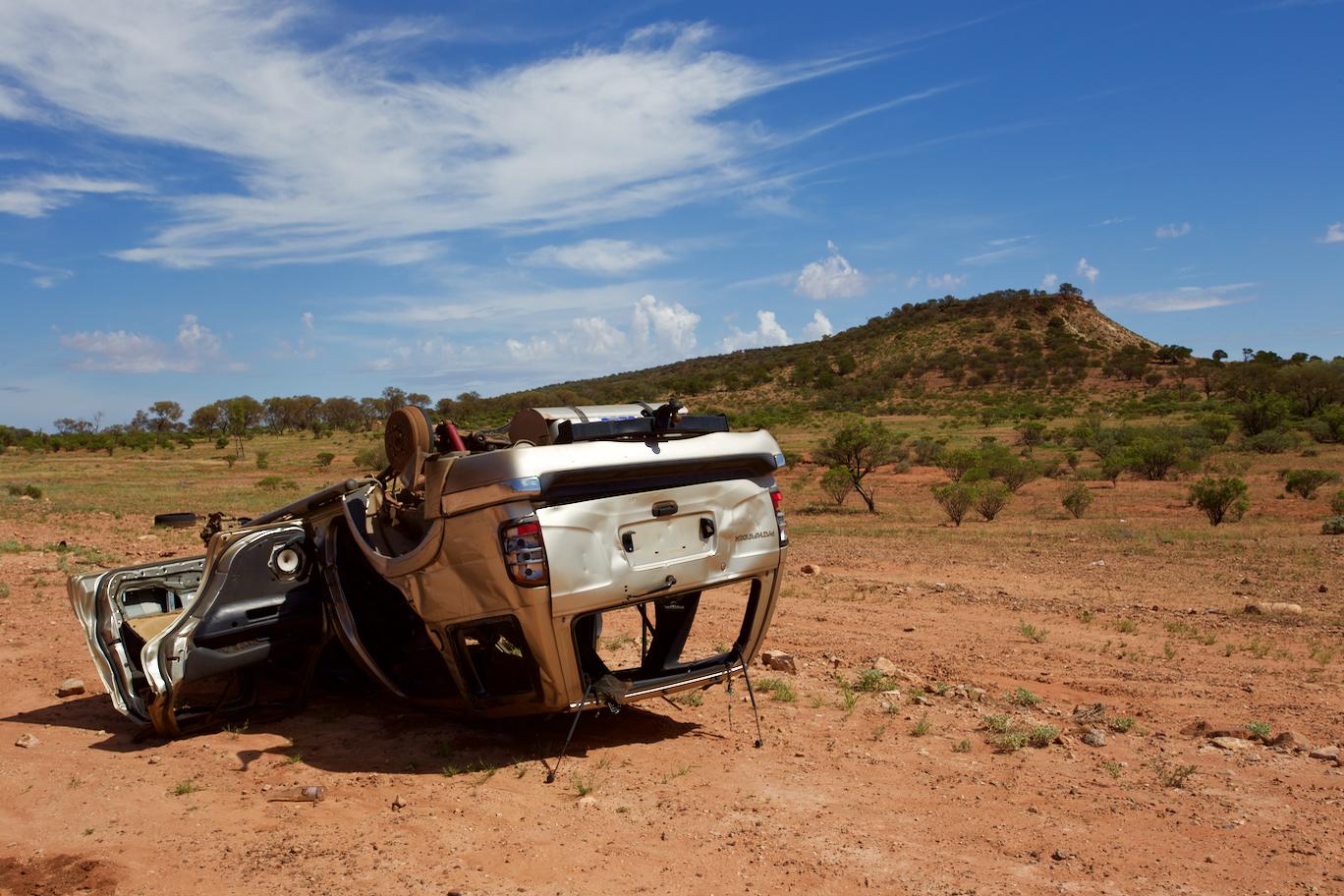 Northern Territory: scrap...