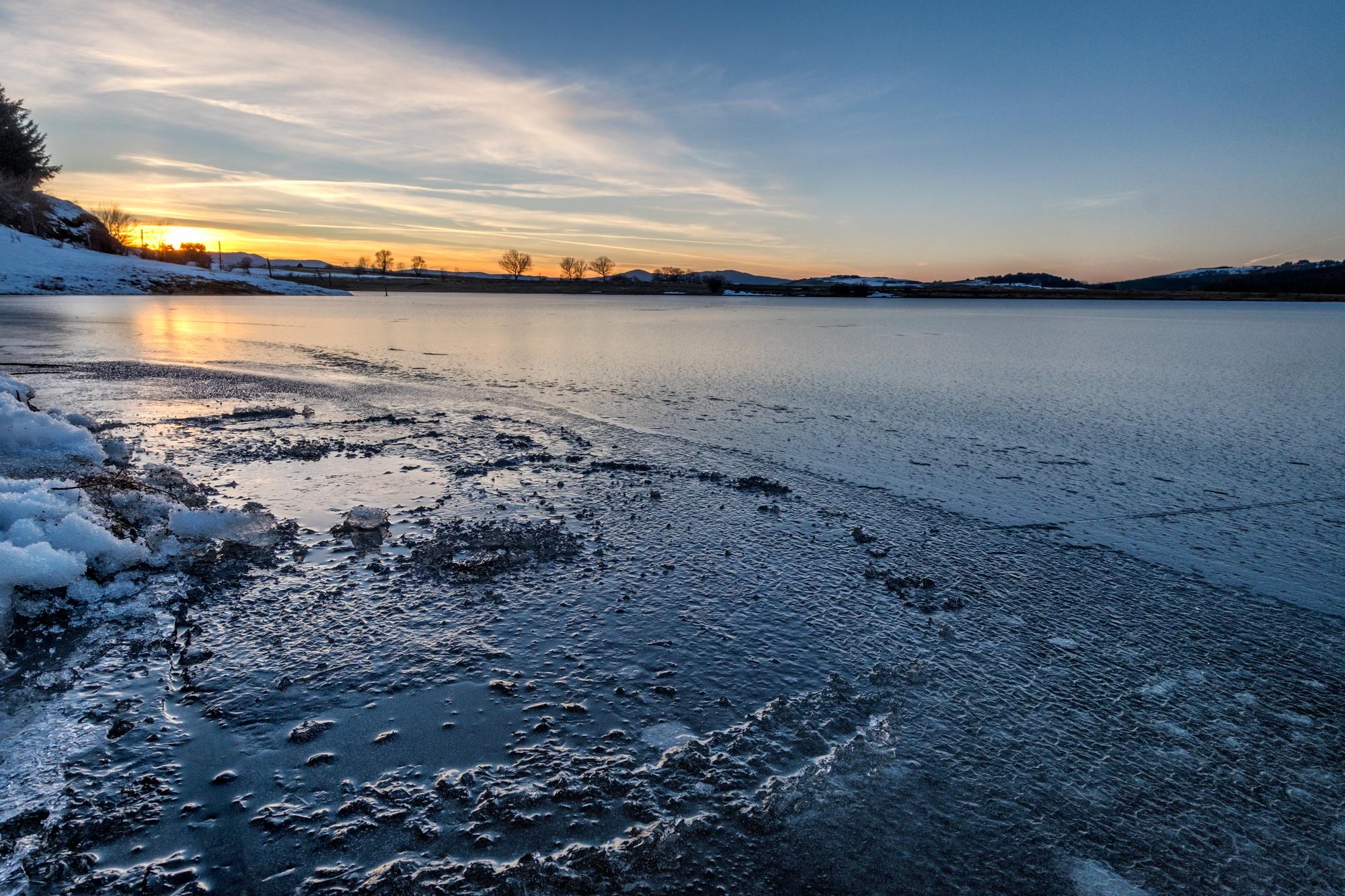 Lago Cecita...