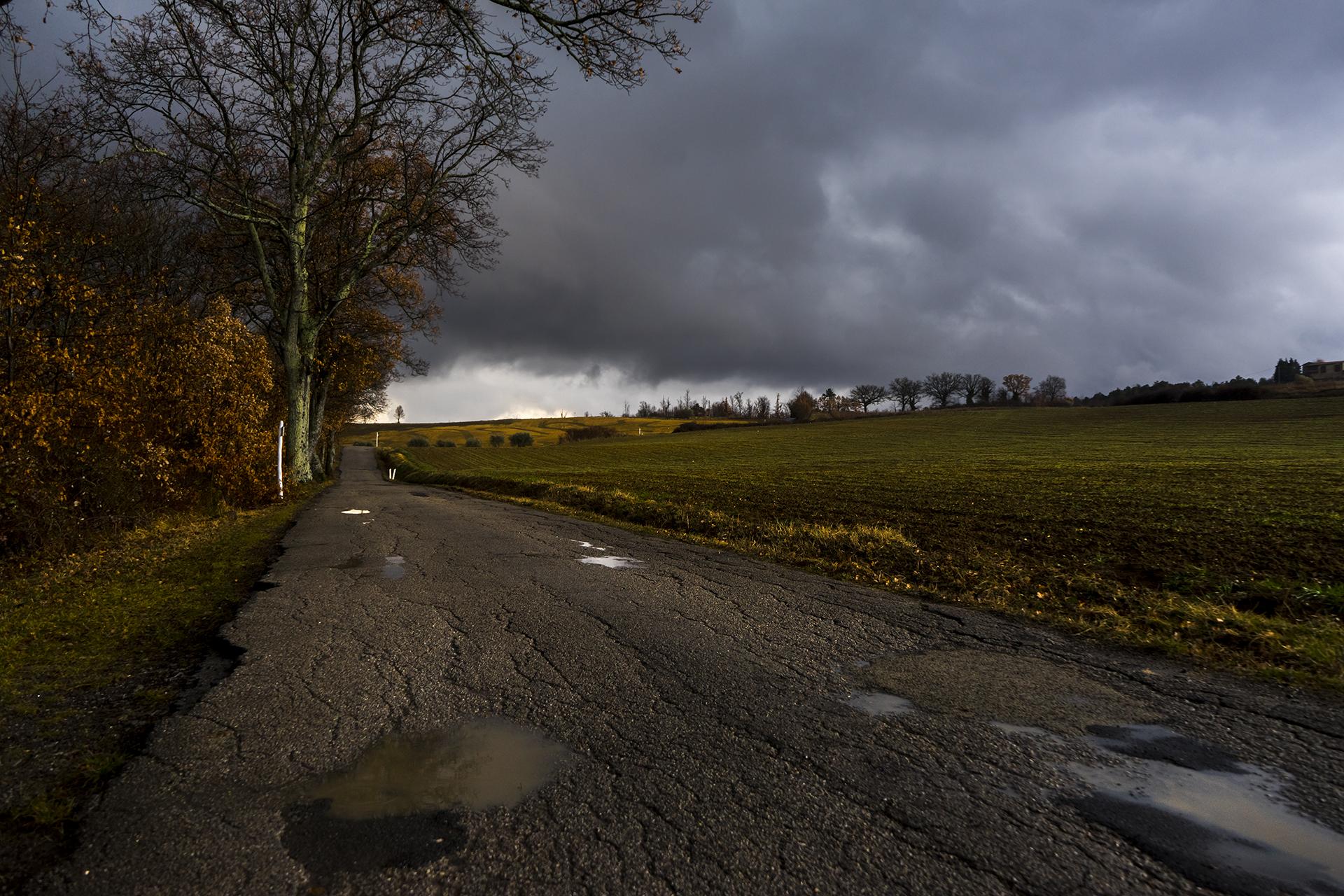 Rain and sunny intervals...