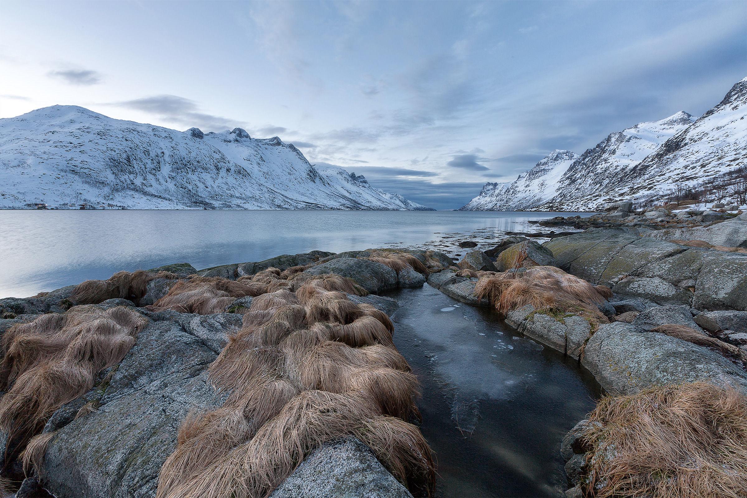 Un tranquillo inverno norvegese...