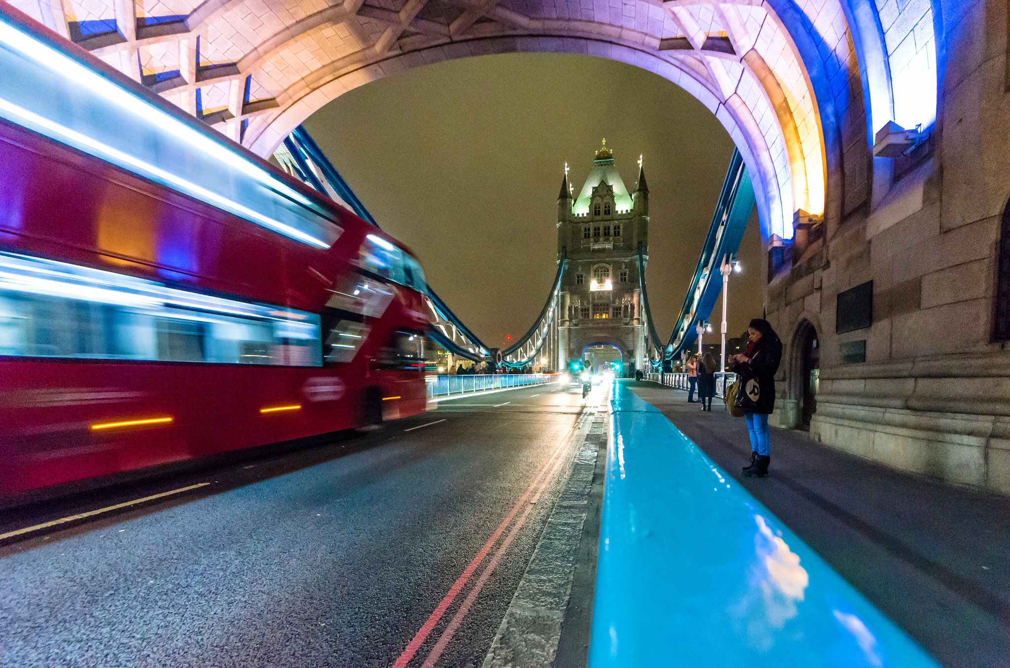 colors of london...