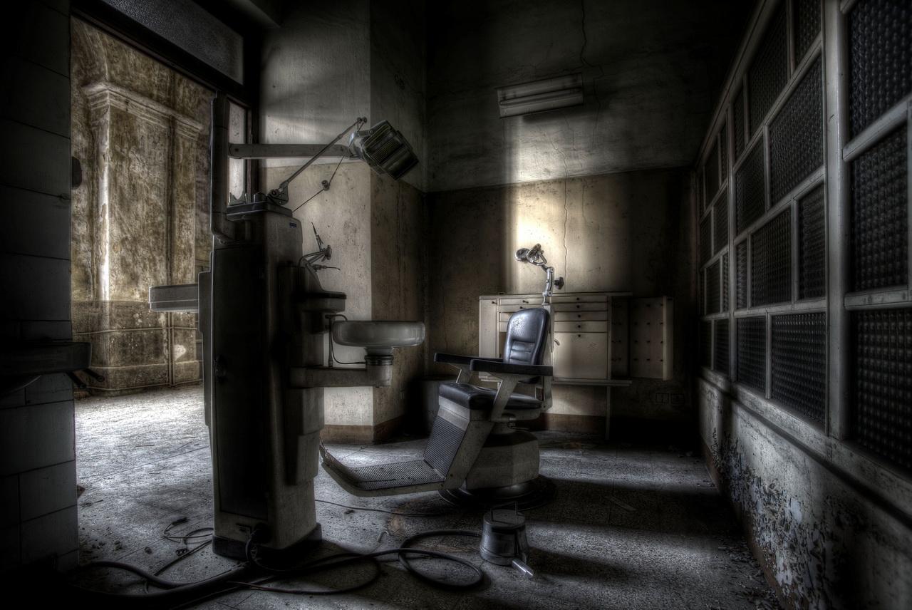 Insanity Room...