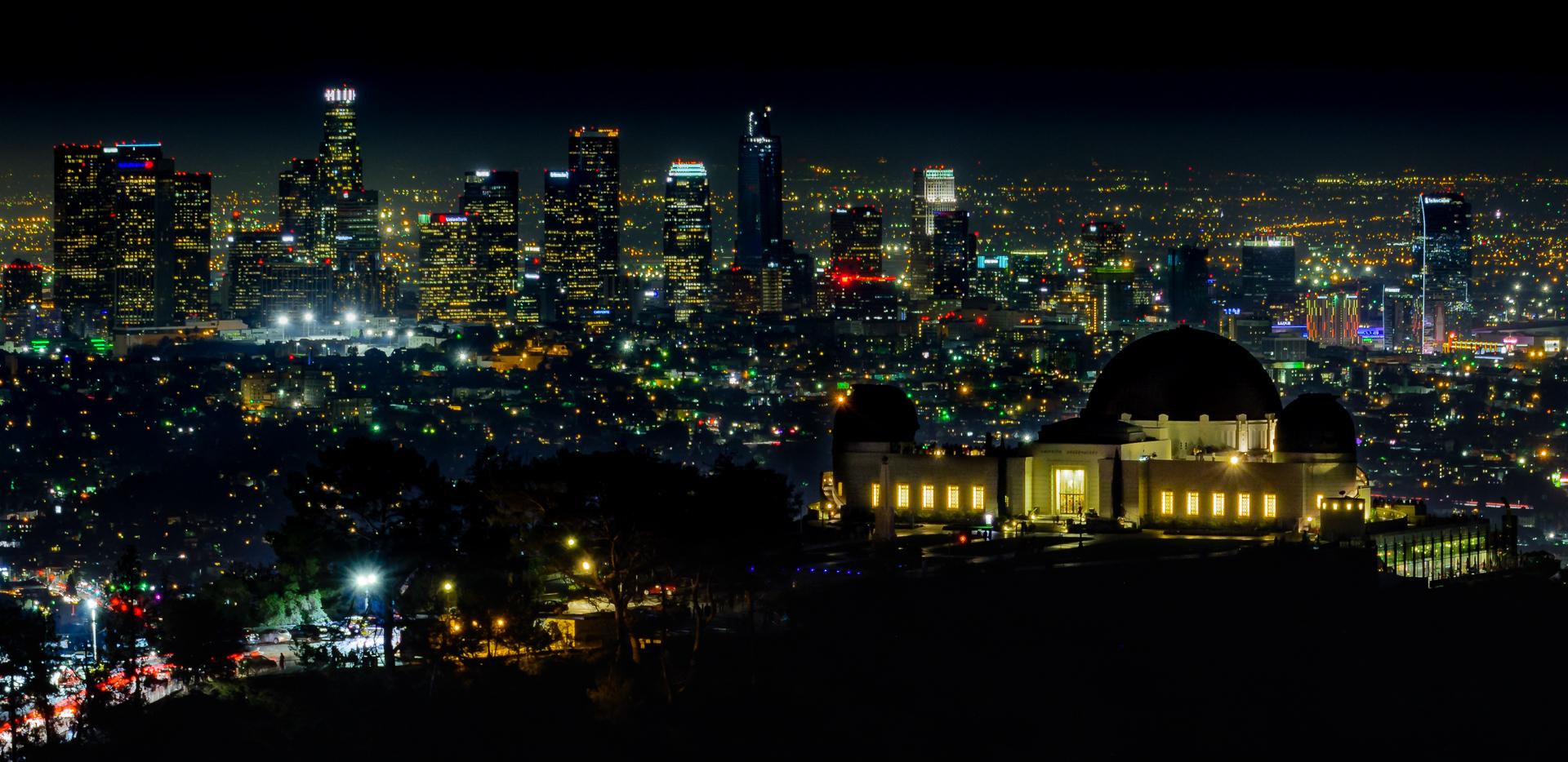 Night in LA...