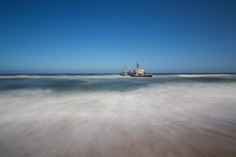 La costa degli scheletri...