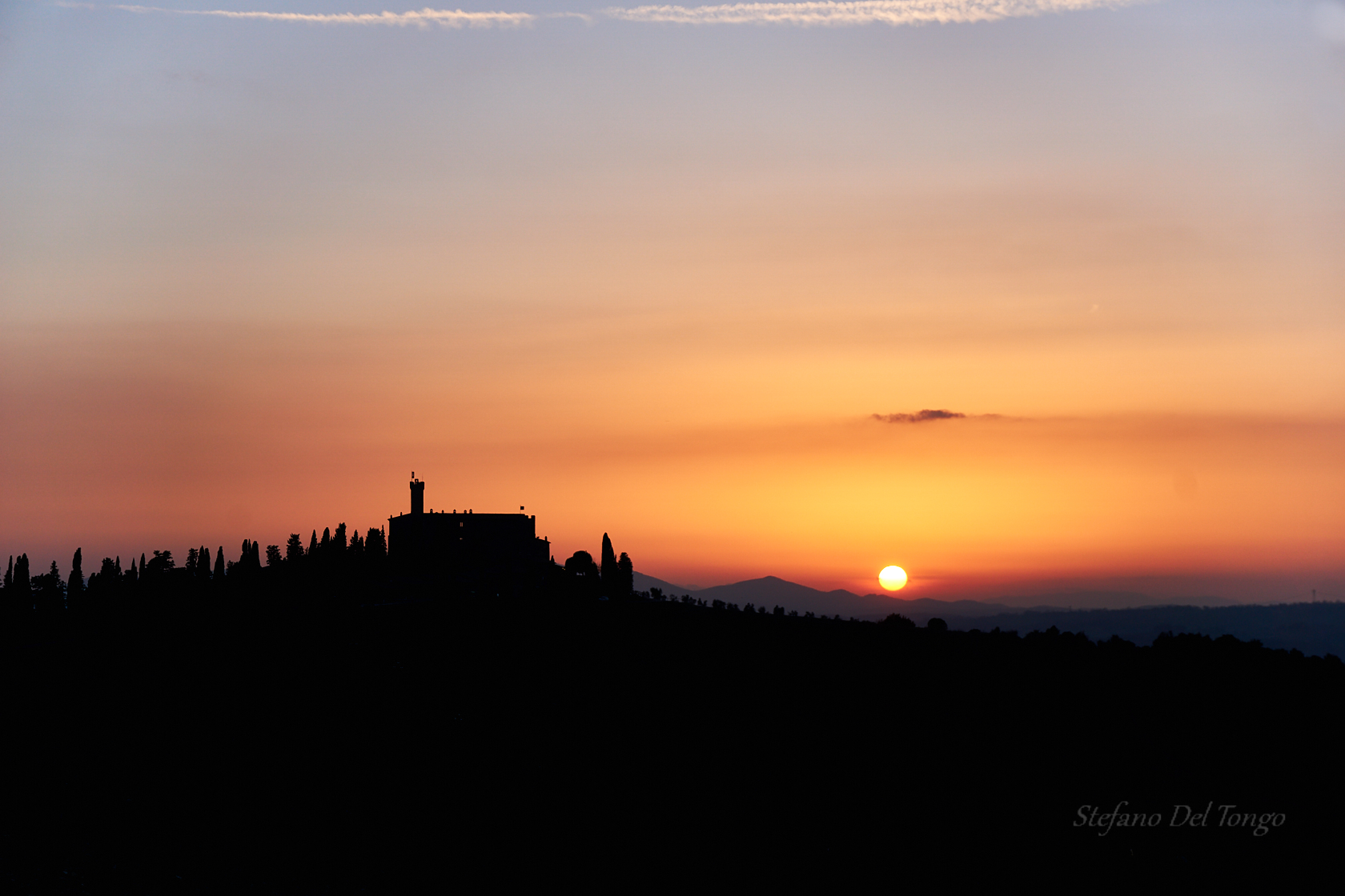Poggio alle Mura (Si) - Castello Banfi...