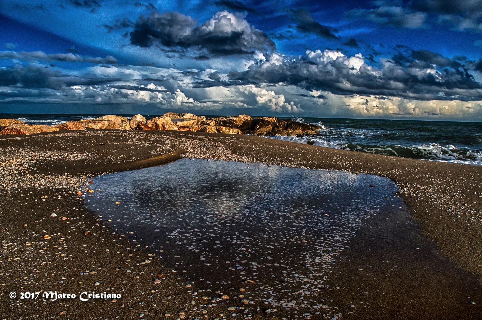 Spiagge d'inverno.....