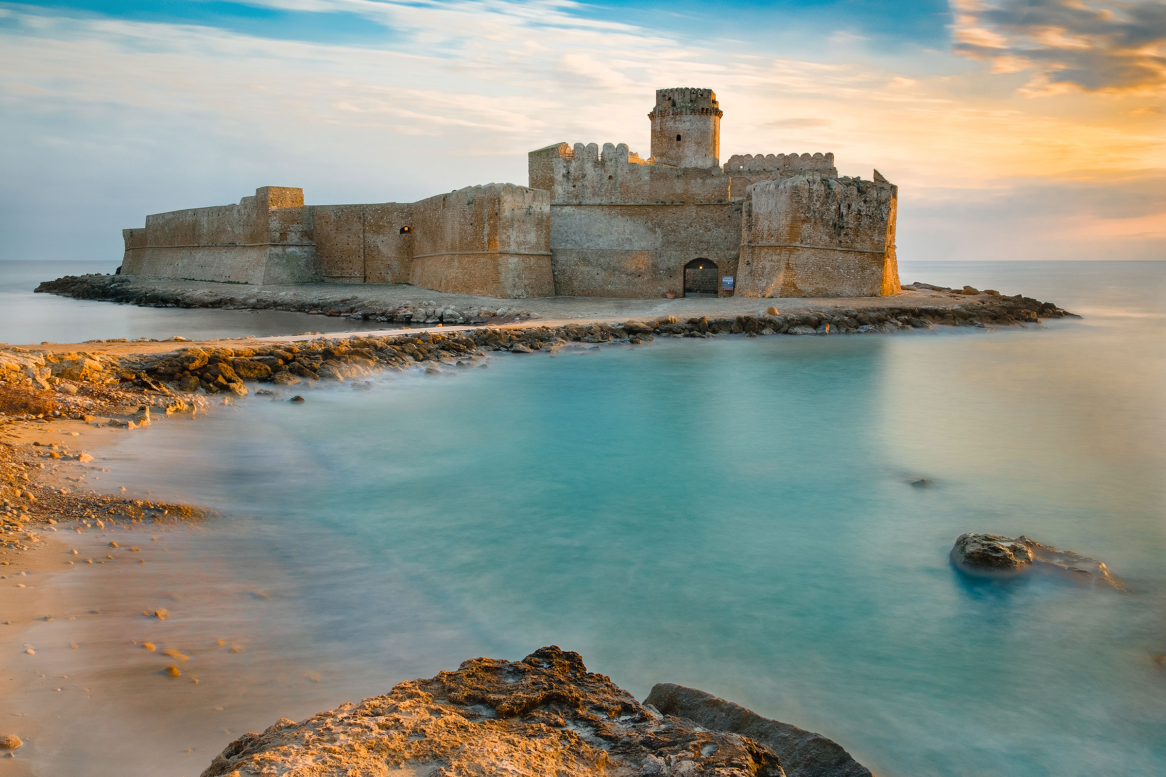 Fortress Aragonese...