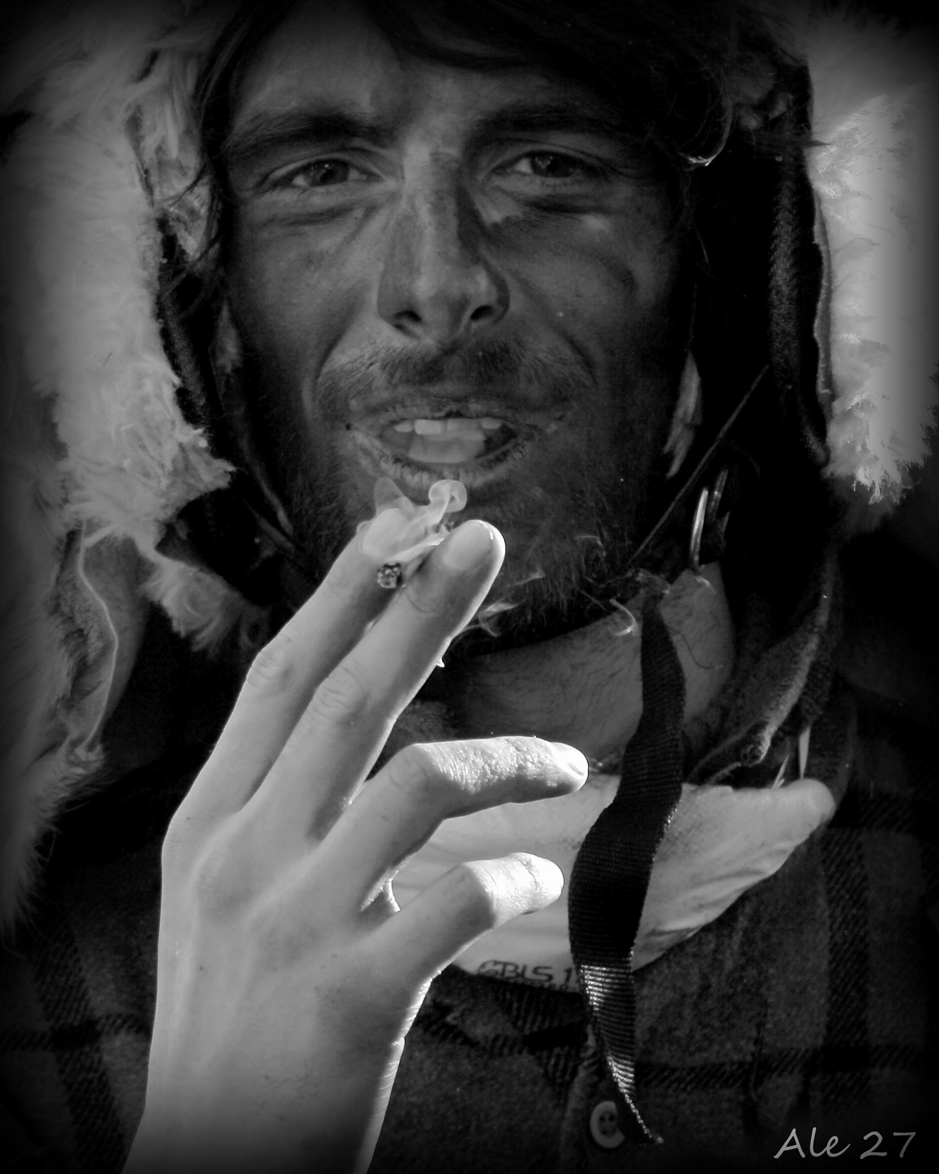 ... tutto in fumo ......