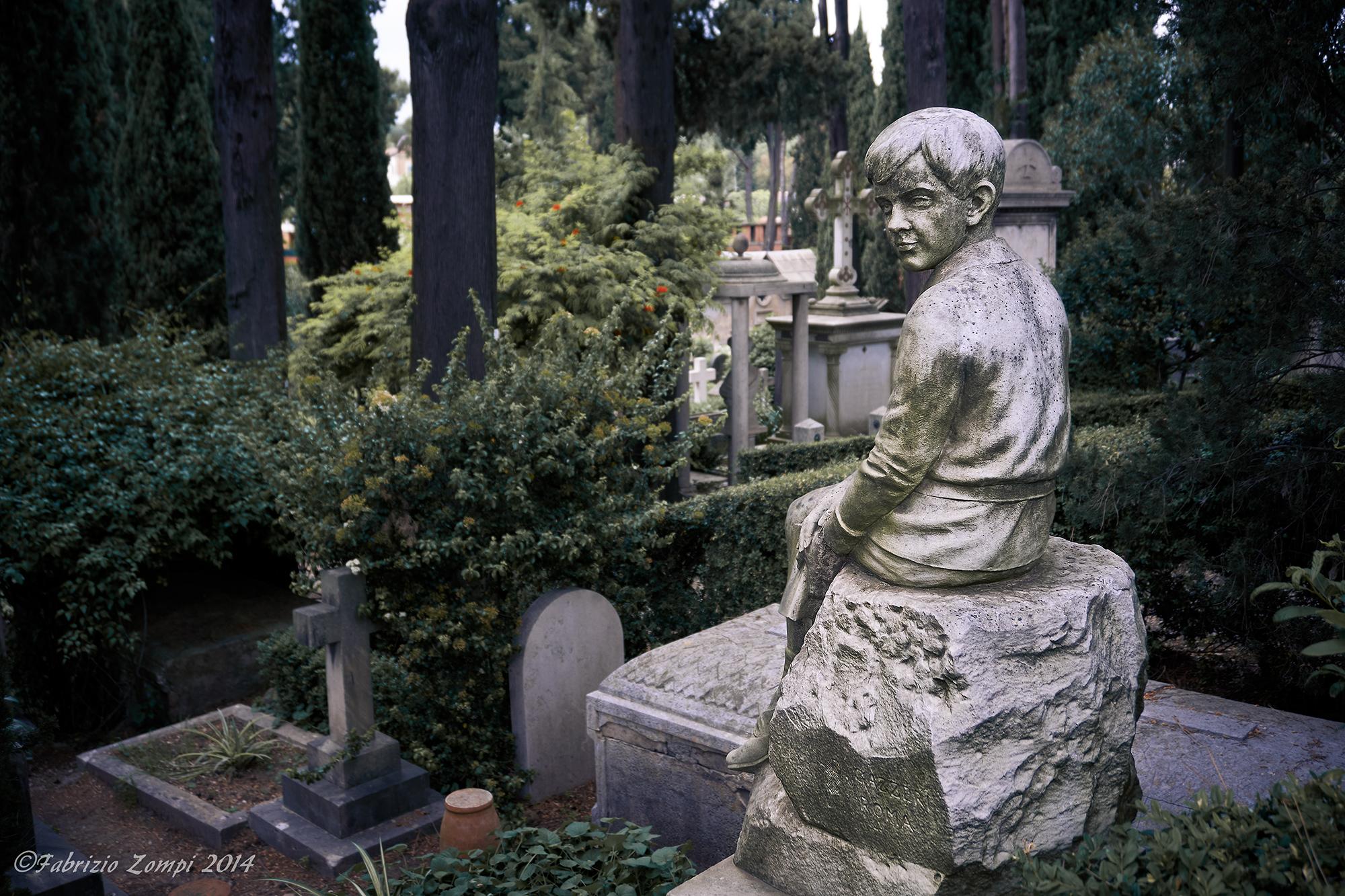 Non-Catholic Cemetery...