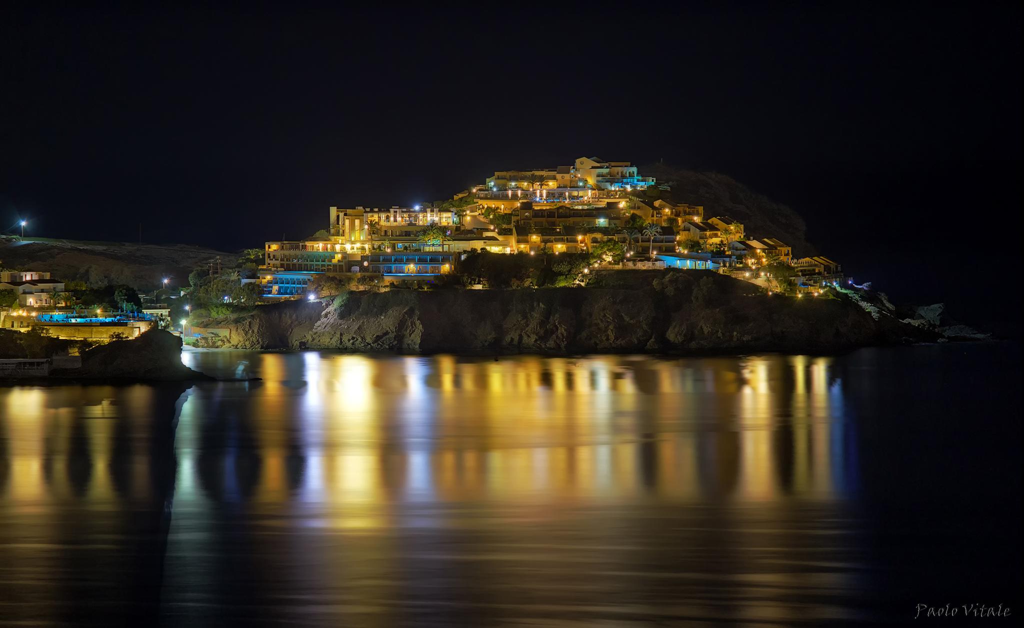 Mononaftis' Night Lights...