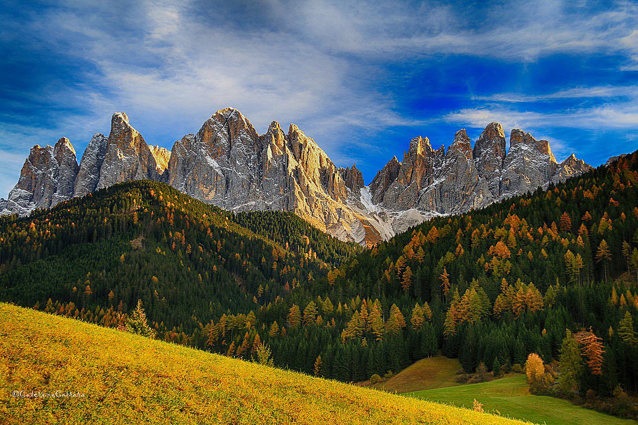 """Dolomites """"World Heritage""""..."""