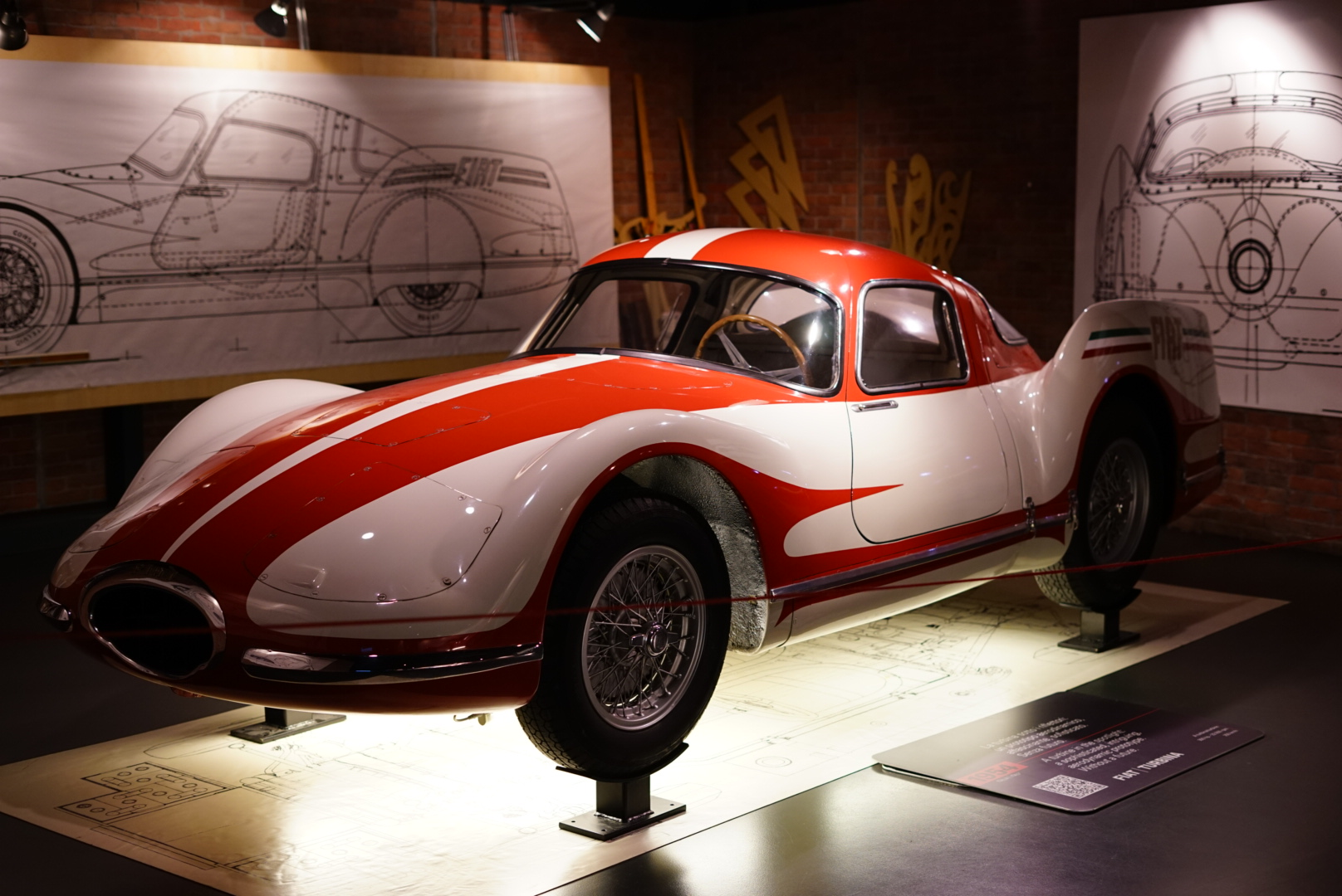 car museum...
