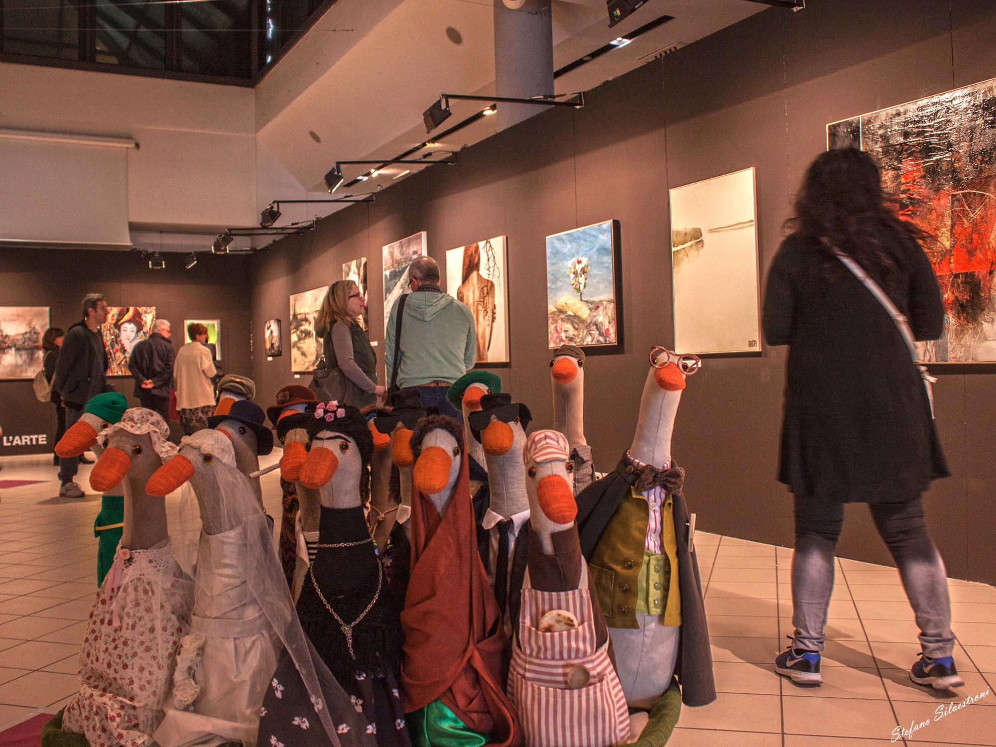 A visit to Vernice Art Fair...