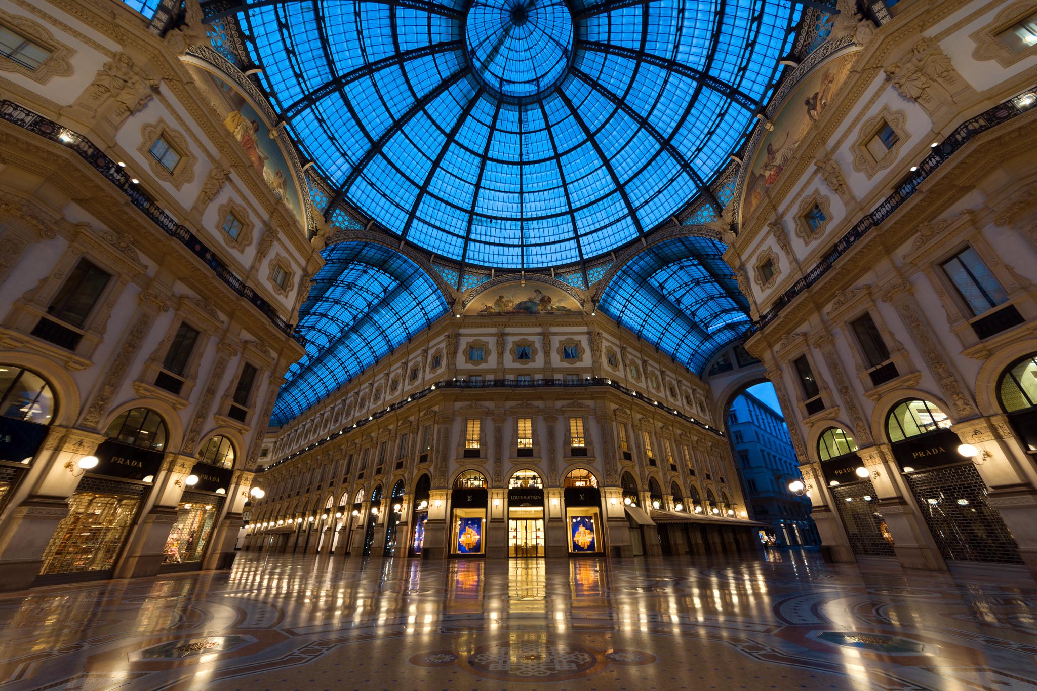 Galleria Vittorio Emanuele Milano...
