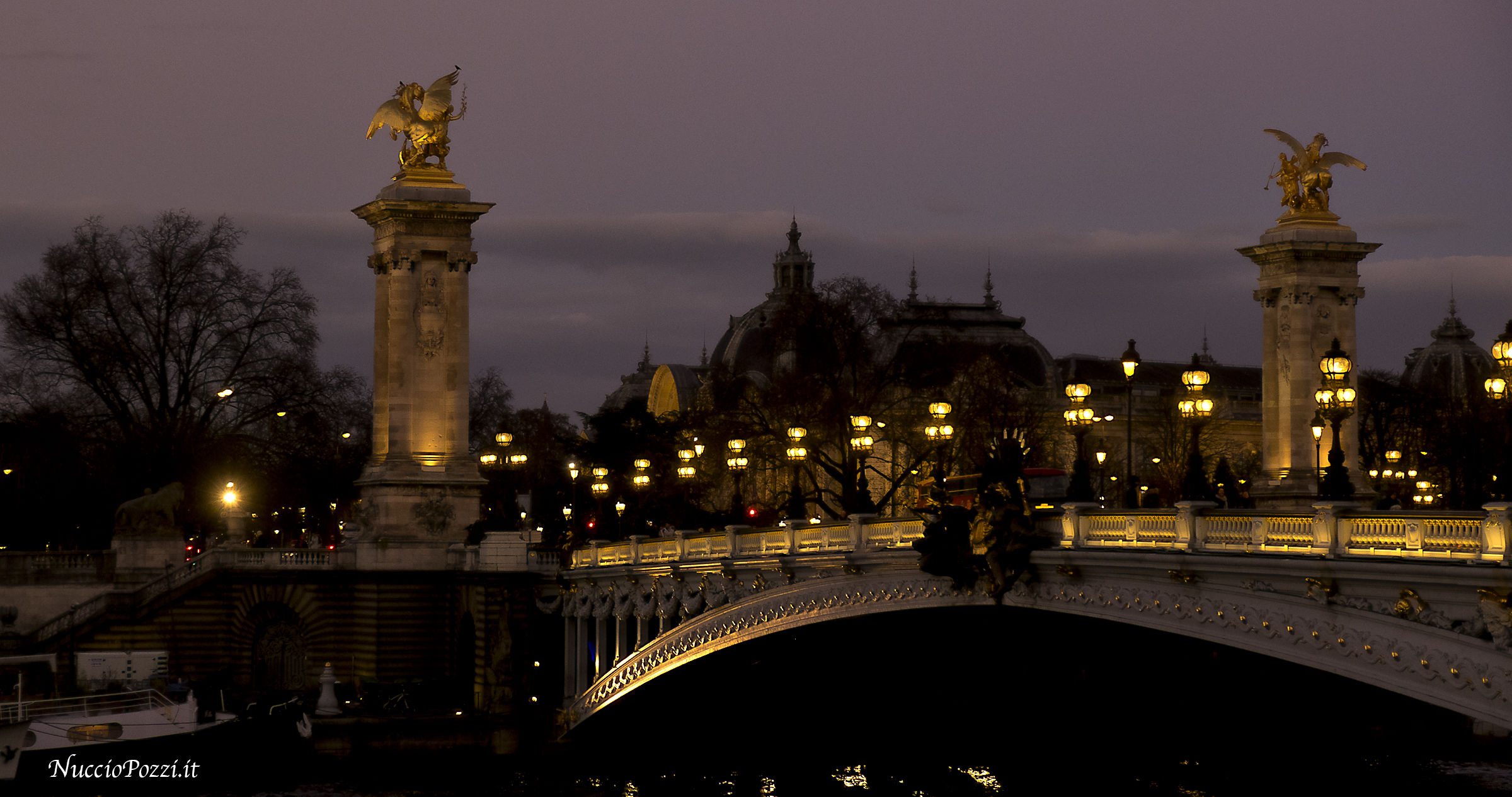 Parigi - Ponte Alessandro III...