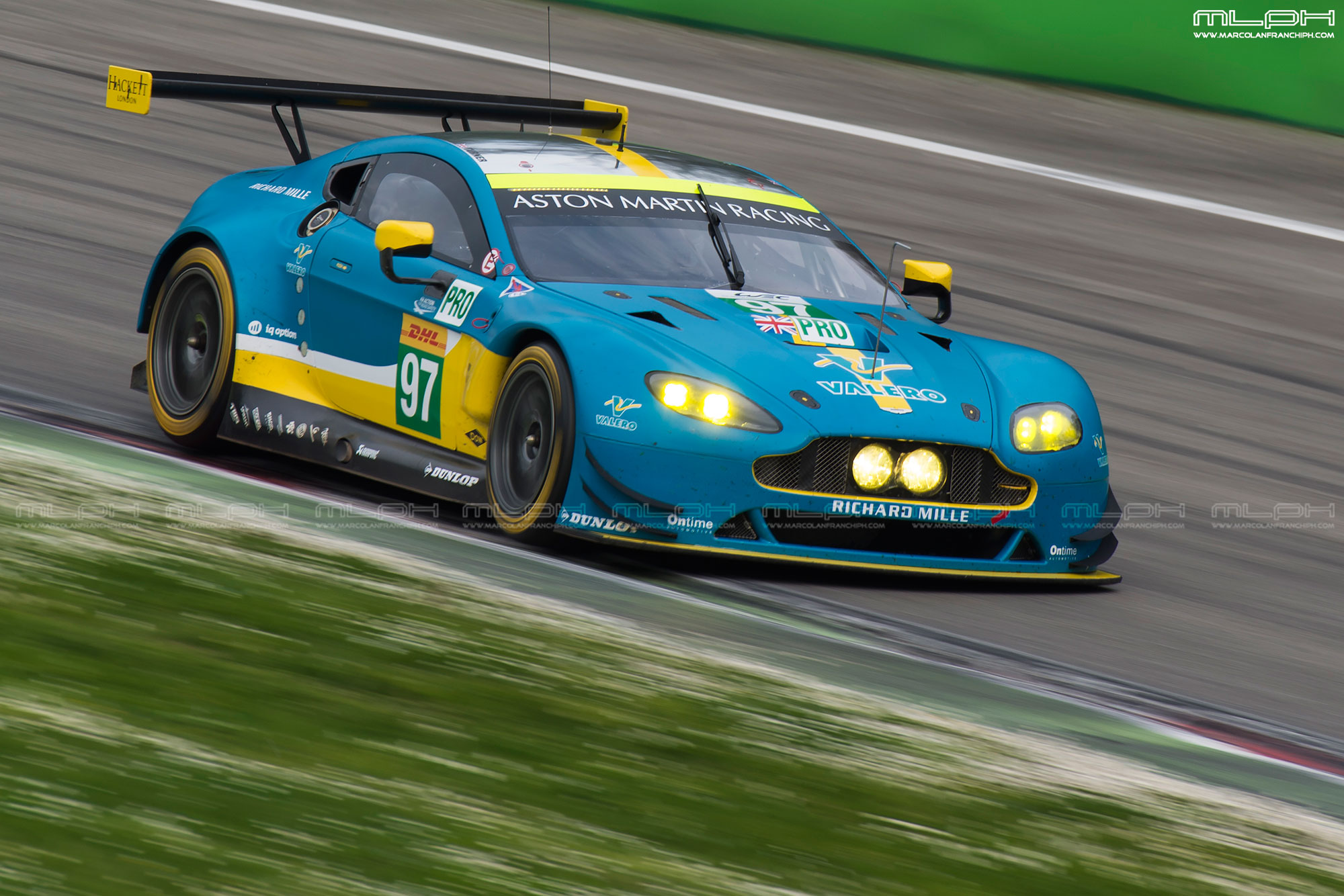 Aston...