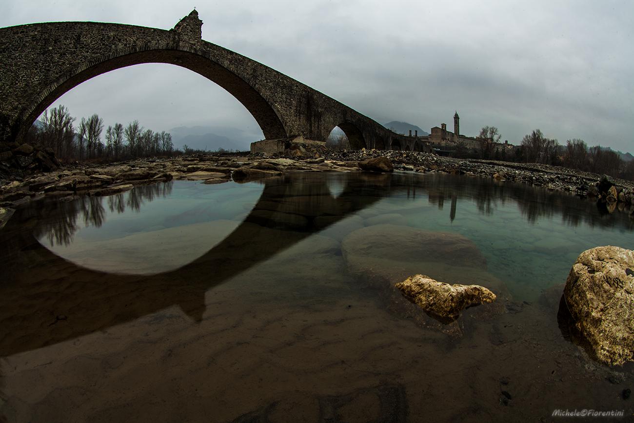 Hunchback Bridge Bobbio...
