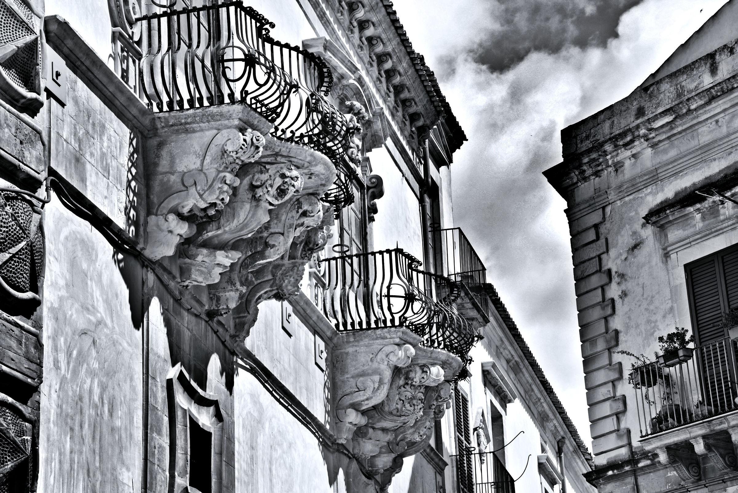 Balconi di Scicli...