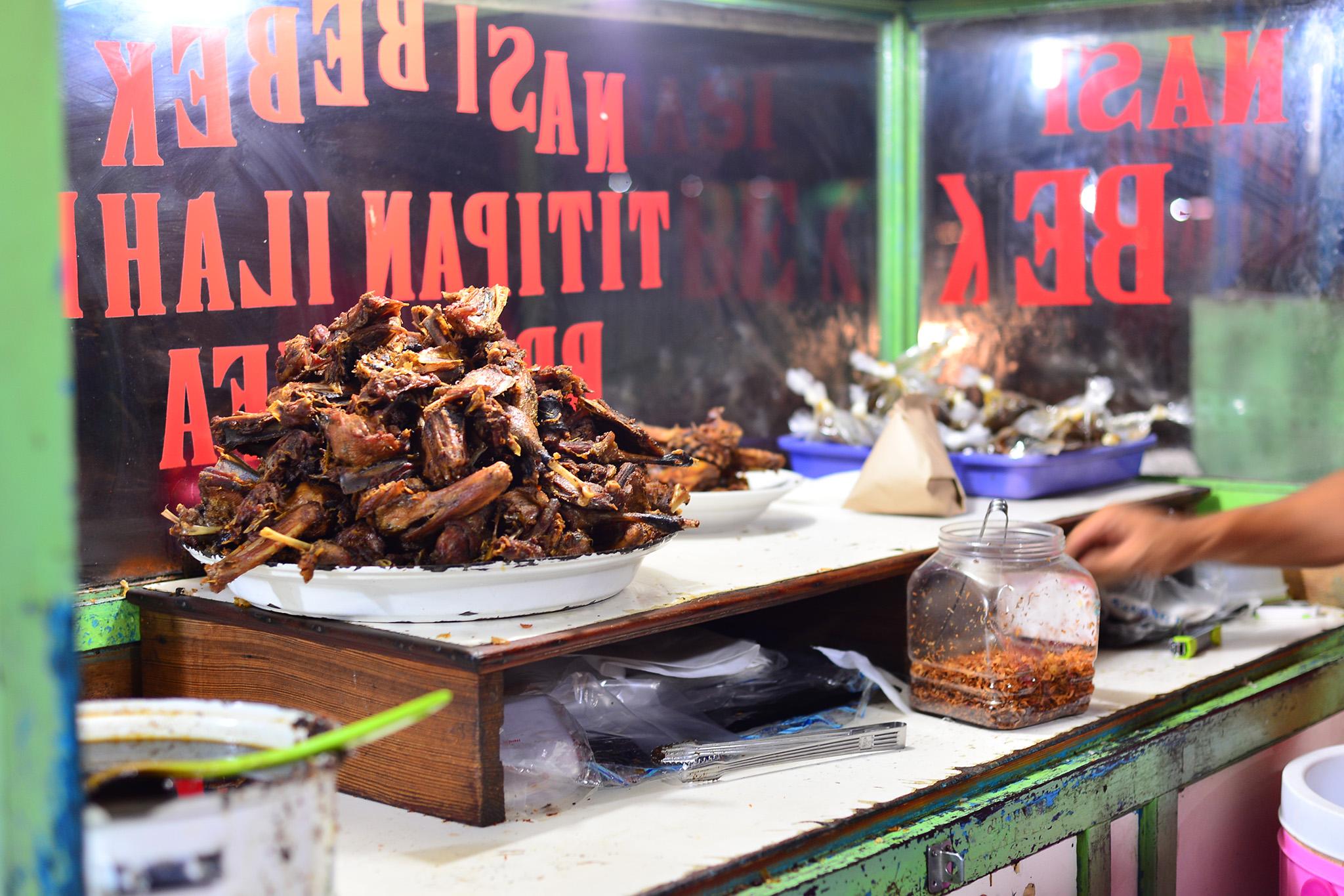 Nasi Bebek Mak Isa-Klender, Jakarta Timur...