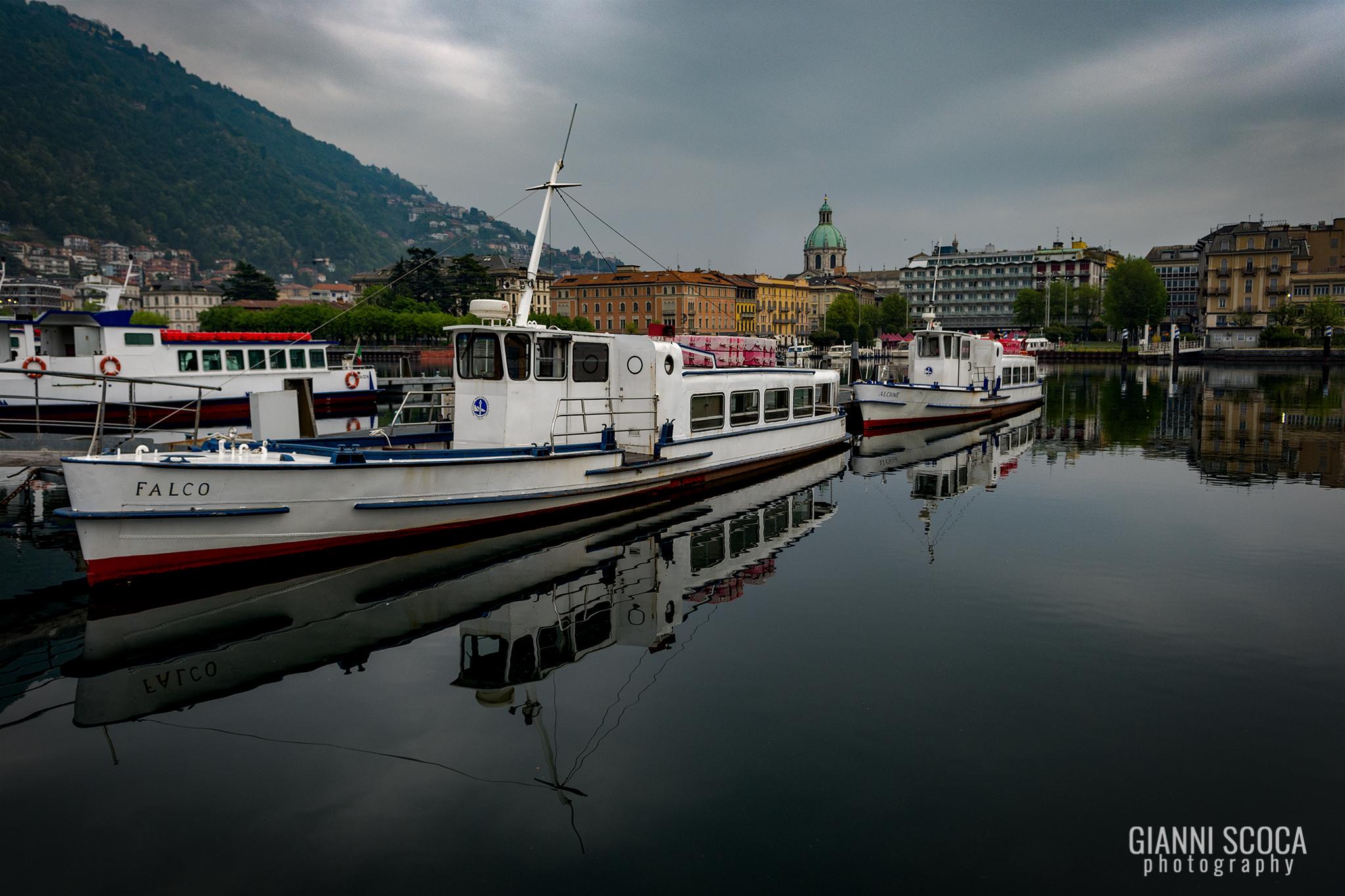 Boats - Lake Como...