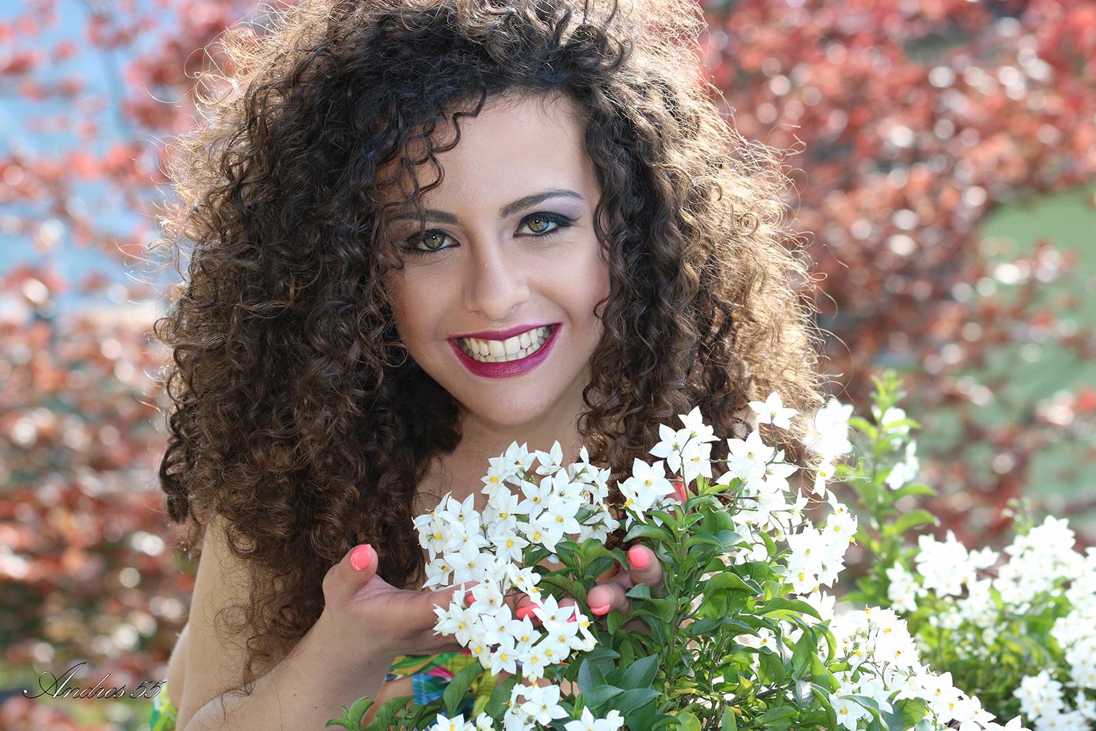 Miss Primavera...